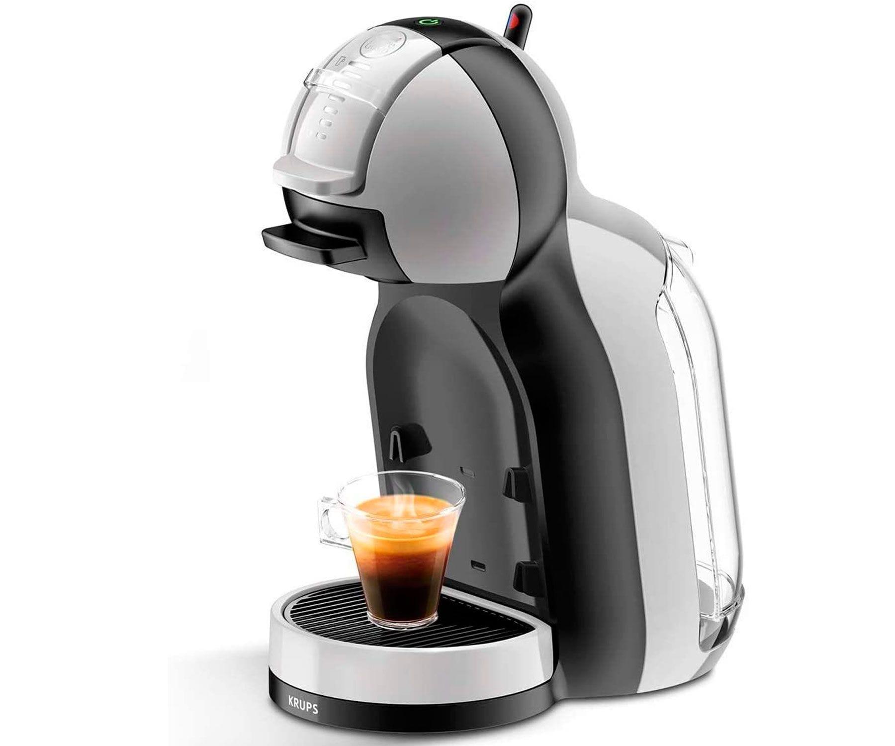 KRUPS KP123B Cafetera Nescafé Dolce Gusto MiniMe Arctic