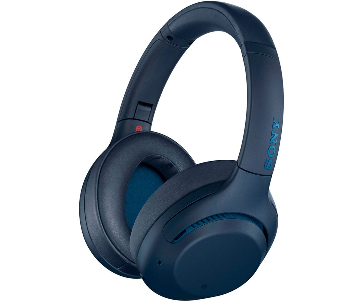 SONY WH-XB900N AZUL AURICULARES EXTRA BASS NOISE CANCELLING INALÁMBRICOS BLUETOOTH NFC COMPATIBLE CON ASISTENTES