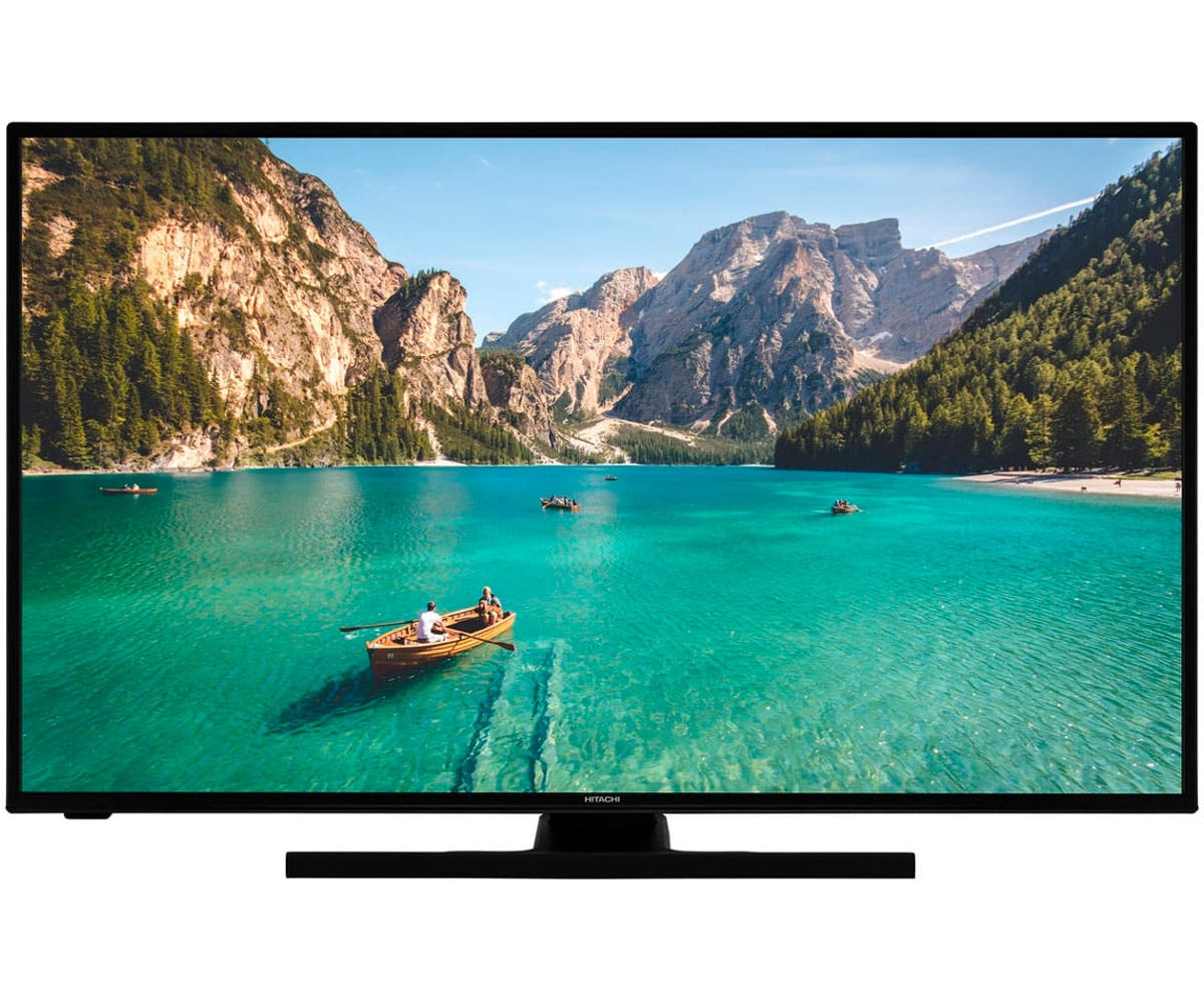 HITACHI 32HE2100 TELEVISOR 32'' LCD DIRECT LED HD READY SMART TV 400Hz HDMI USB GRABADOR Y REPRODUCTOR MULTIMEDIA