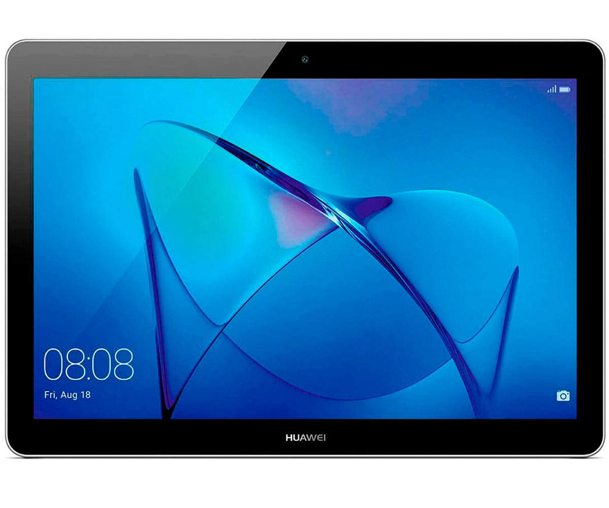HUAWEI MEDIAPAD T3 10 GRIS TABLET WIFI 9.6'' IPS HD/4CORE/32GB/2GB RAM/5MP/2MP