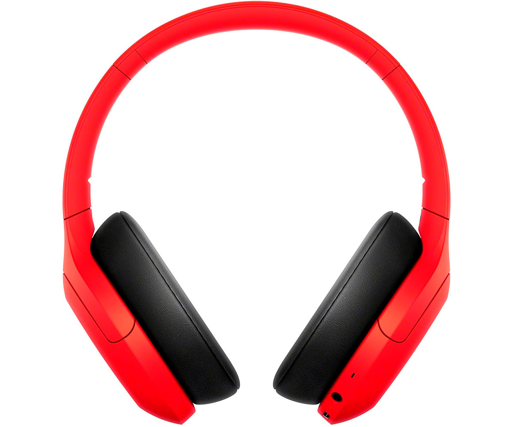 SONY WH-H910N ROJO AURICULARES BLUETOOTH NFC NOISE CANCELLING AUDIO DE ALTA RESOLUCIÓN