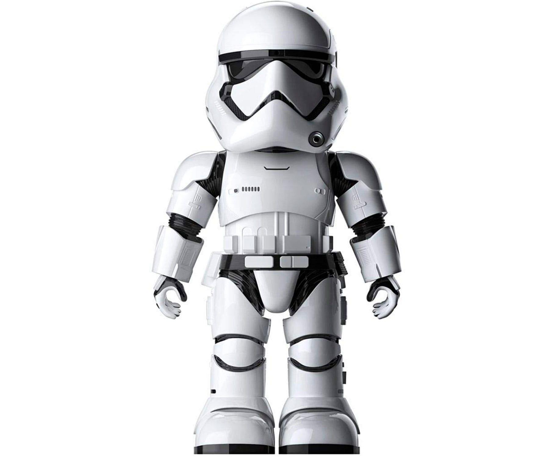 UBTECH STAR WARS STORMTROOPER ROBOT INTERACTIVO CON COMPANION APP
