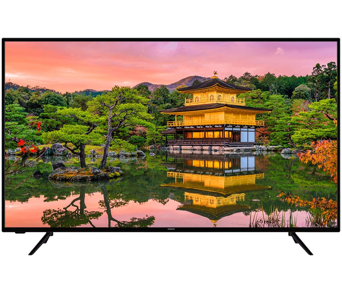 HITACHI 58HK5600 TELEVISOR 58'' LCD LED UHD 4K HDR SMART TV SMARTVUE