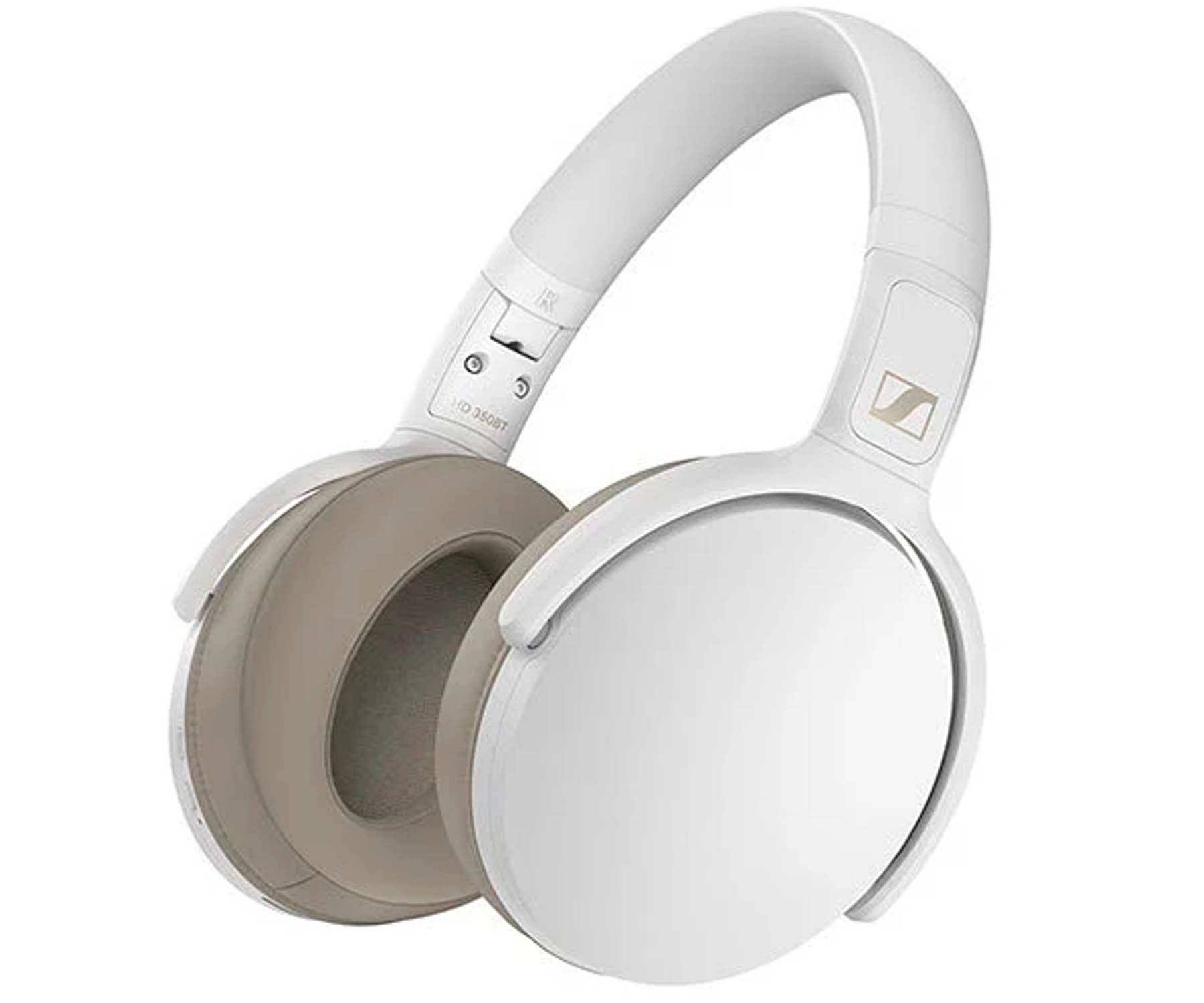 SENNHEISER HD 350BT BLANCO AURICULARES OVER-EAR BLUETOOTH CON CARGA RÁPIDA
