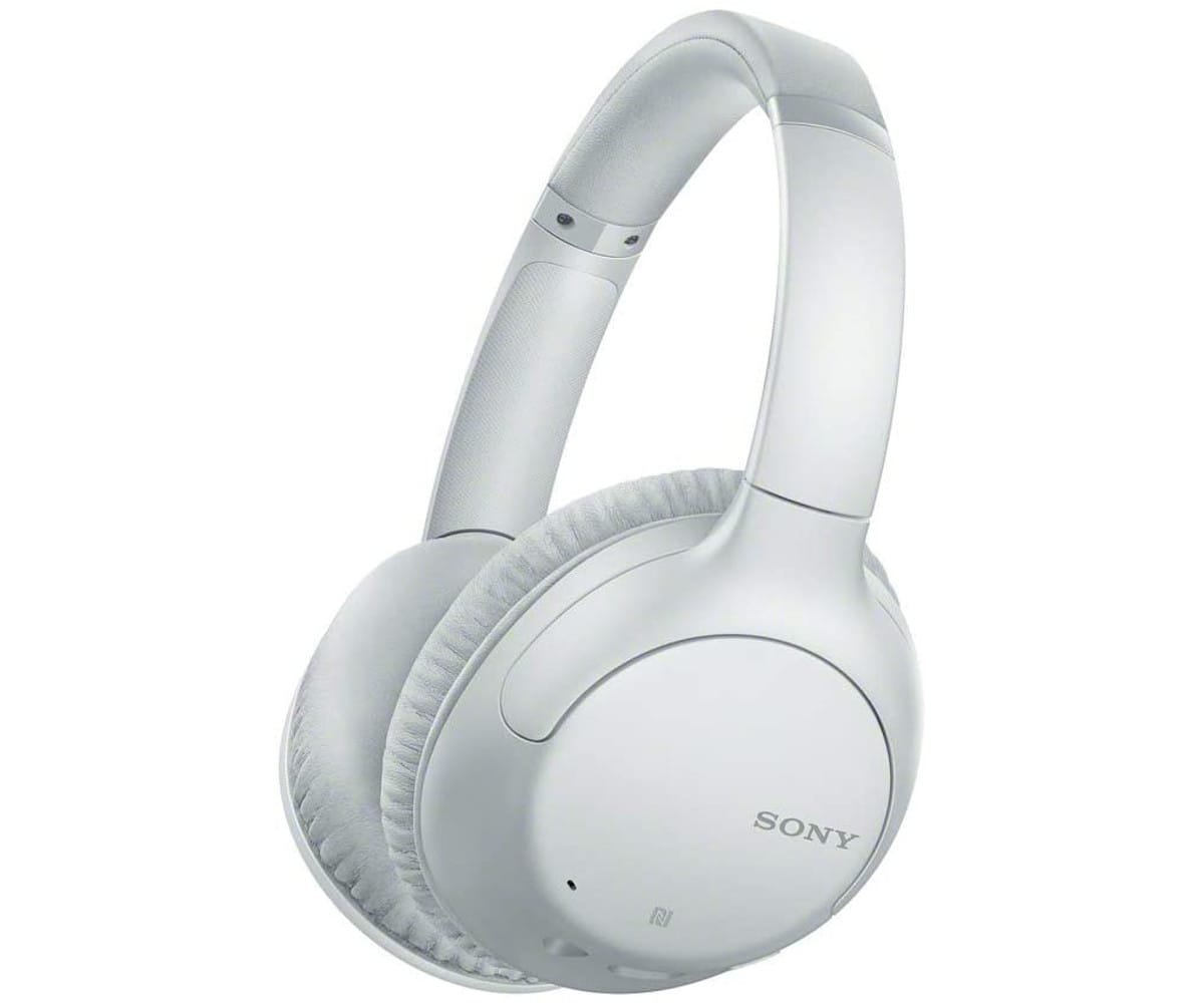 SONY WH-CH710N BLANCO AURICULARES INALÁMBRICOS OVER-EAR CON NOISE CANCELLING