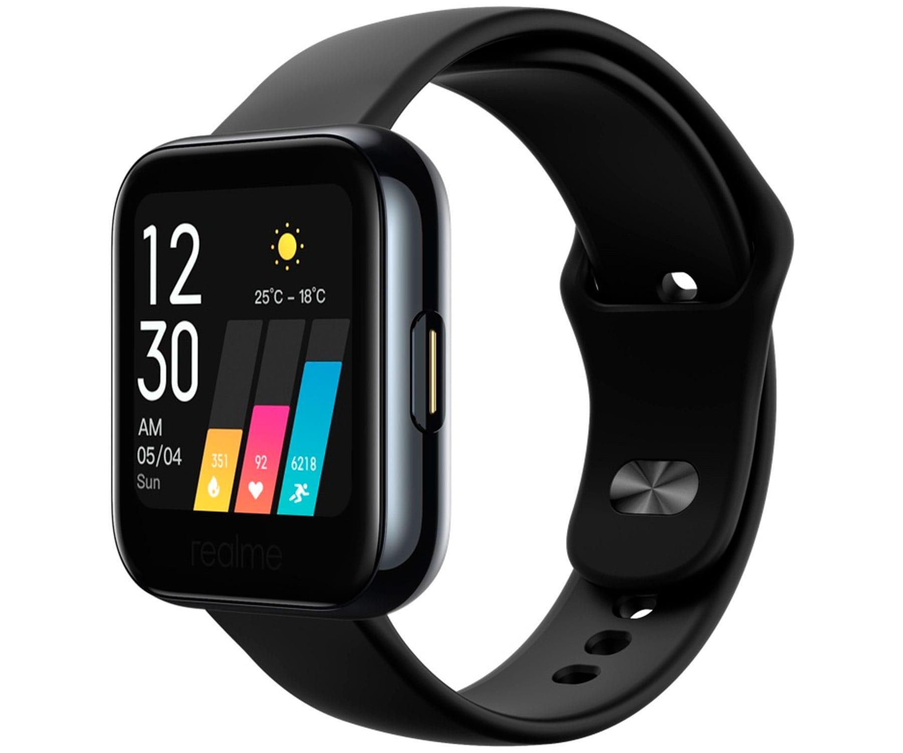 Realme Watch Smartwatch Táctil 1.4'' Frecuencia Cardíaca Oxígeno En Sangre Activ... (2)