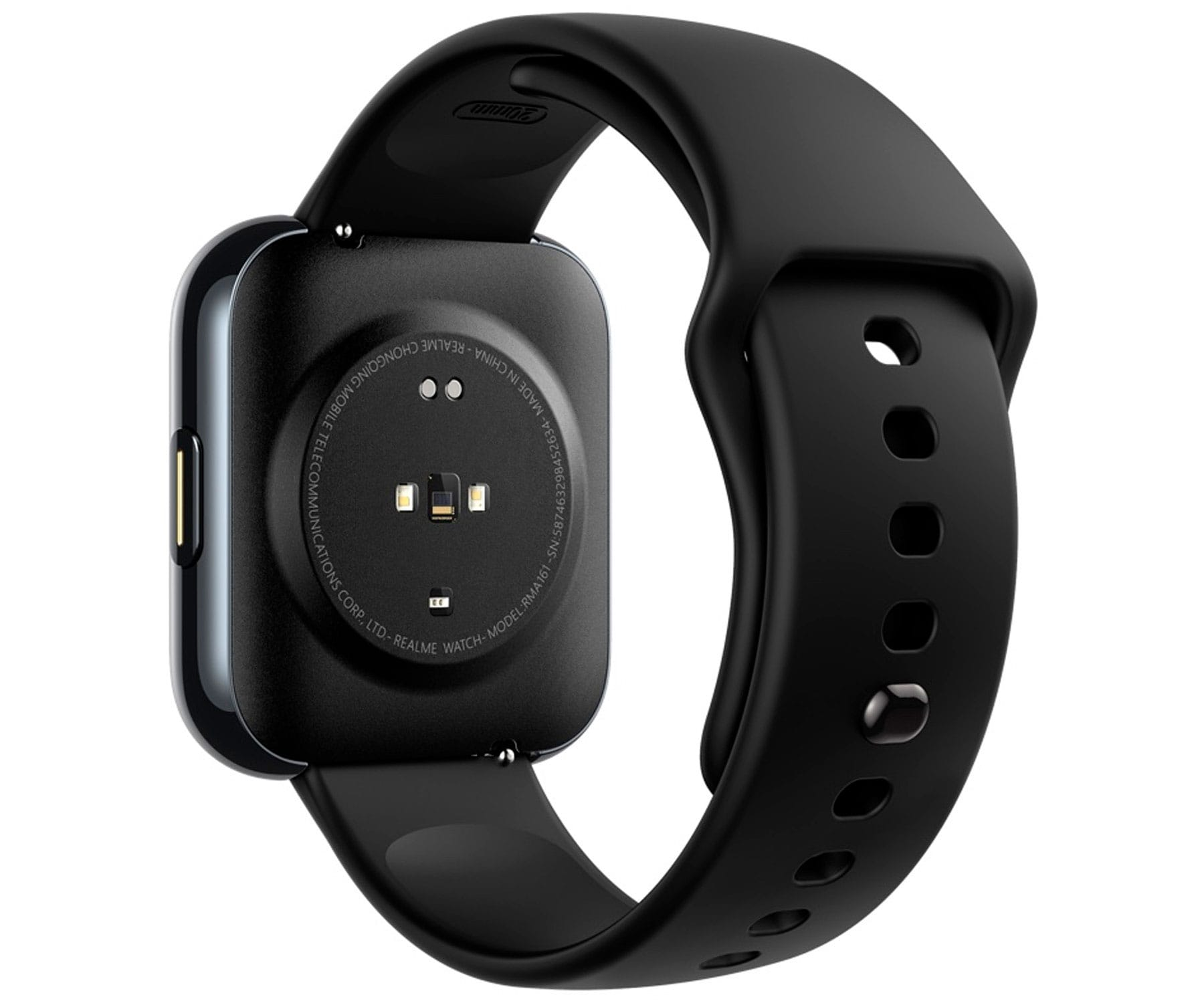 Realme Watch Smartwatch Táctil 1.4'' Frecuencia Cardíaca Oxígeno En Sangre Activ... (4)