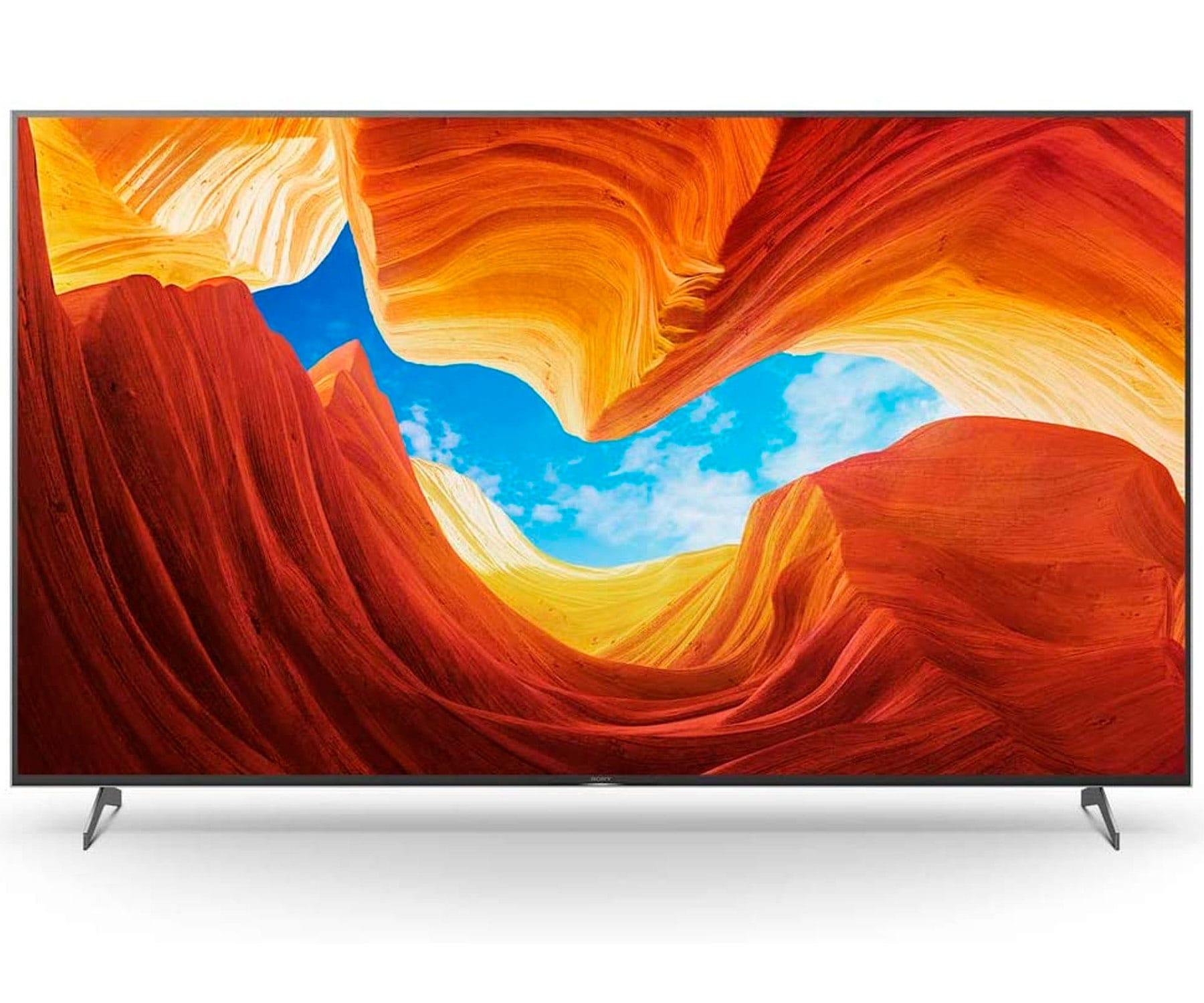 SONY KD-65XH9096 TELEVISOR 65'' LCD FULL ARRAY LED UHD 4K HDR ANDROID TV CHROMECAST INTEGRADO