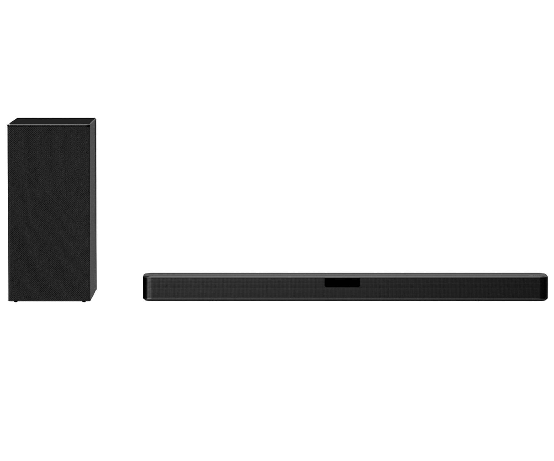 LG SN5Y BARRA DE SONIDO 400W 2.1 MERIDIAN DTS VIRTUAL:X HI-RES BLUETOOTH HDMI USB CON SUBWOOFER INALÁMBRICO
