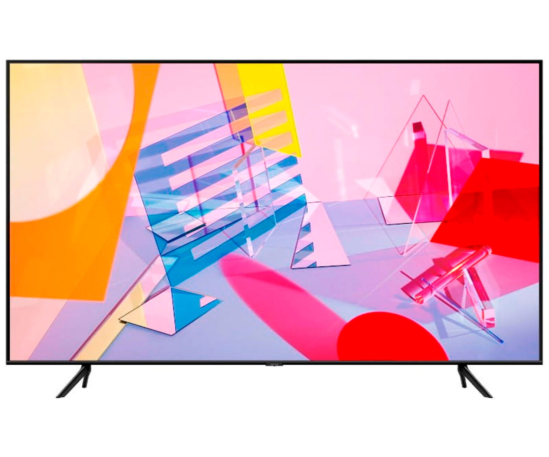 SAMSUNG QE50Q60TAU NEGRO TELEVISOR 50'' QLED 4K SMART TV WIFI BLUETOOTH AMBIENT MODE
