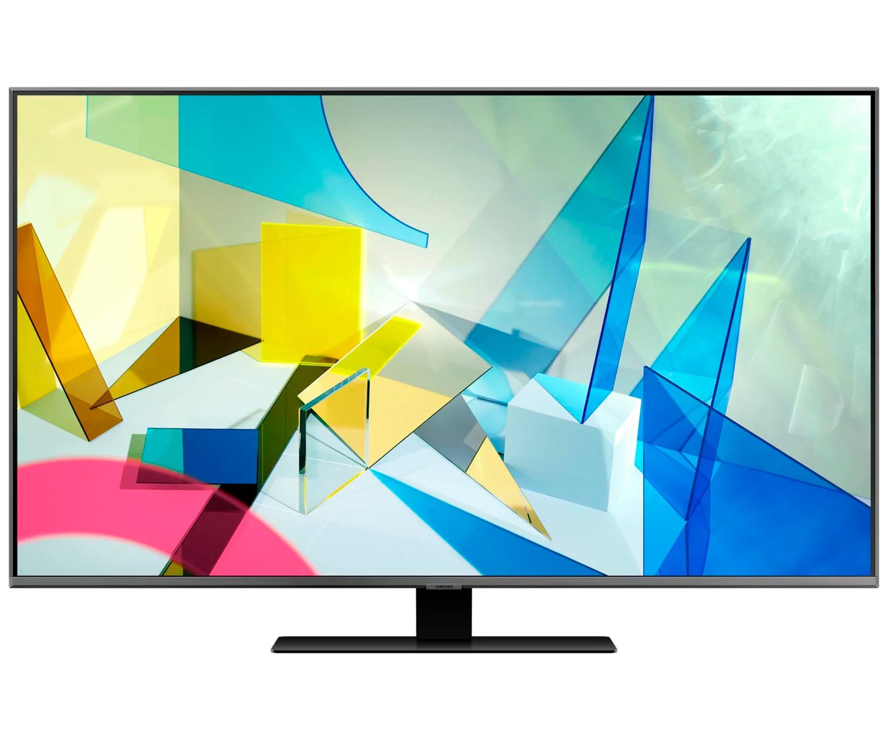 SAMSUNG QE50Q80T 2020 TELEVISOR 50'' QLED 4K QUANTUM HDR 1500 SMART TV 3200Hz PQI