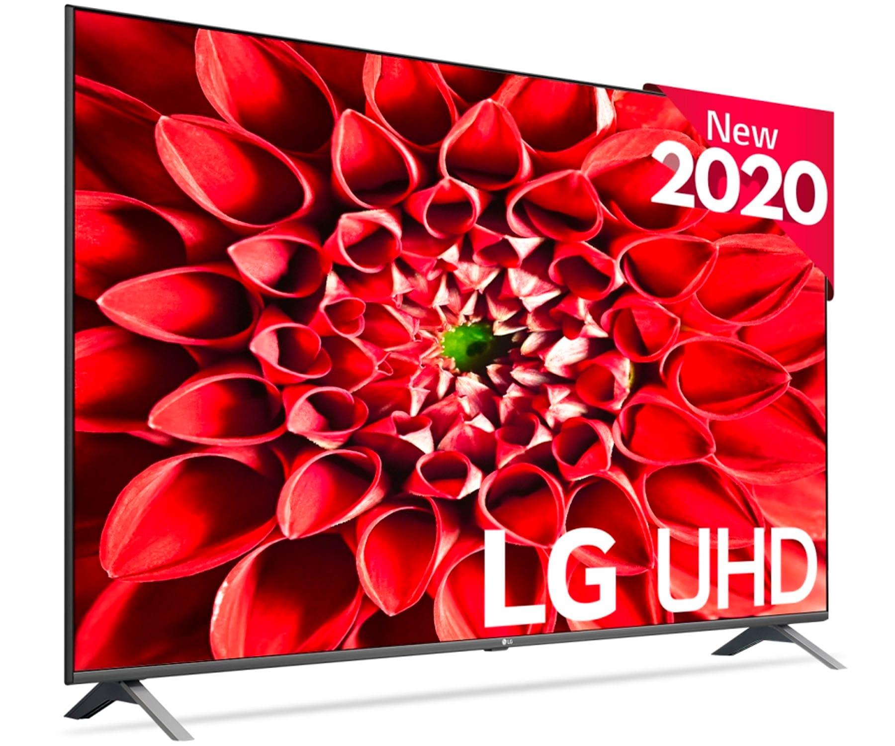 LG 65UN8006LA TELEVISOR 65'' IPS LED UHD 4K HDR SMART TV WEBOS 5.0 WIFI BLUETOOTH HDMI USB