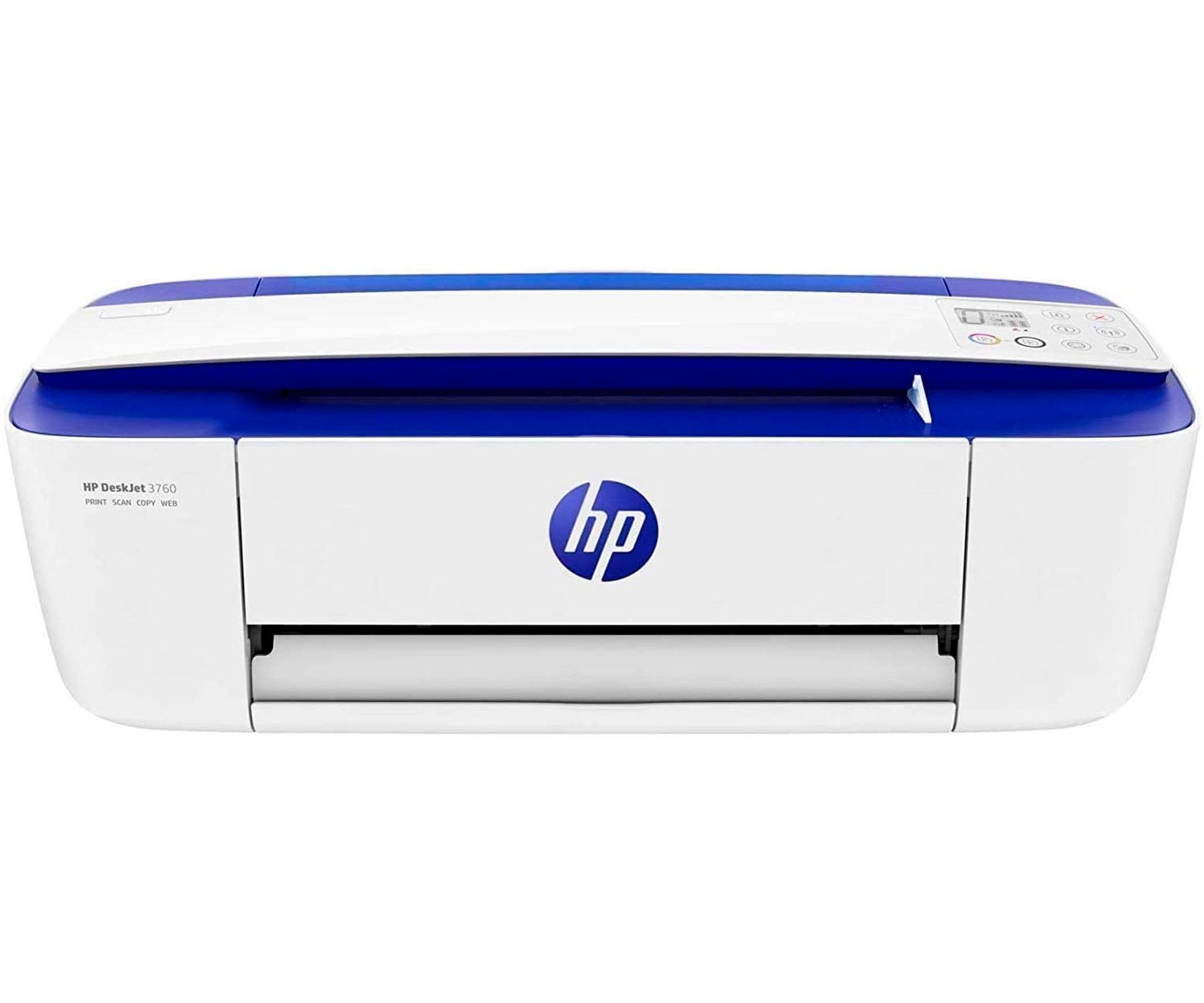 HP DESKJET 3760 IMPRESORA INALÁMBRICA WIFI MULTIFUNCIÓN: IMPRESIÓN, COPIA Y ESCÁNER