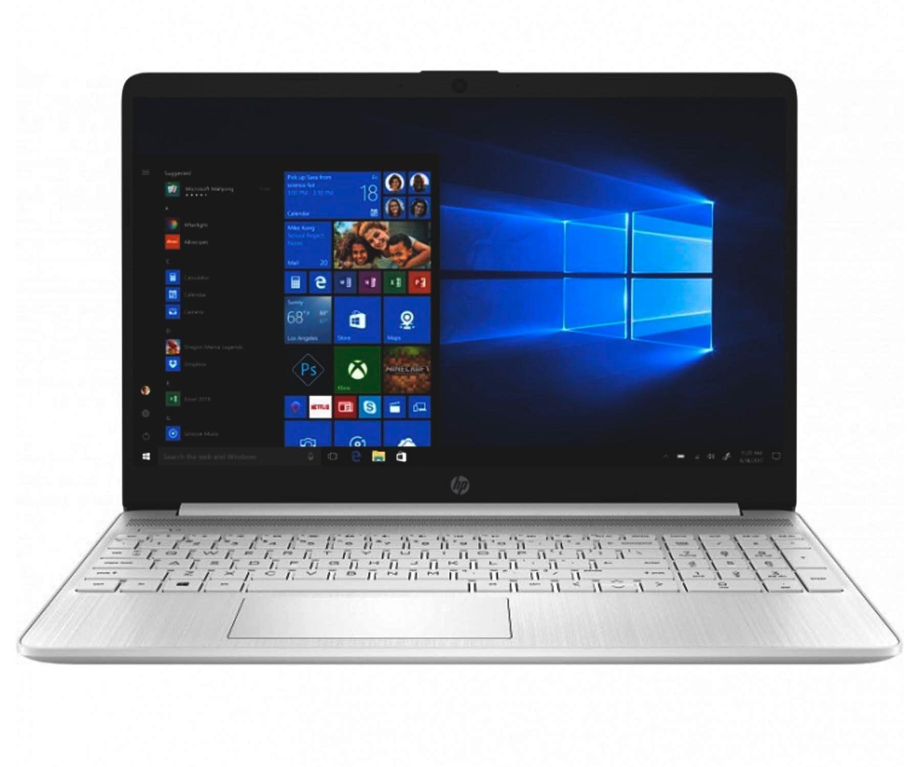 HP ENVY X360 15s-FQ1062 PLATA PORTÁTIL 15.6'' HD i5-1035G1 512GB SSD 16GB RAM WINDOWS 10 HOME