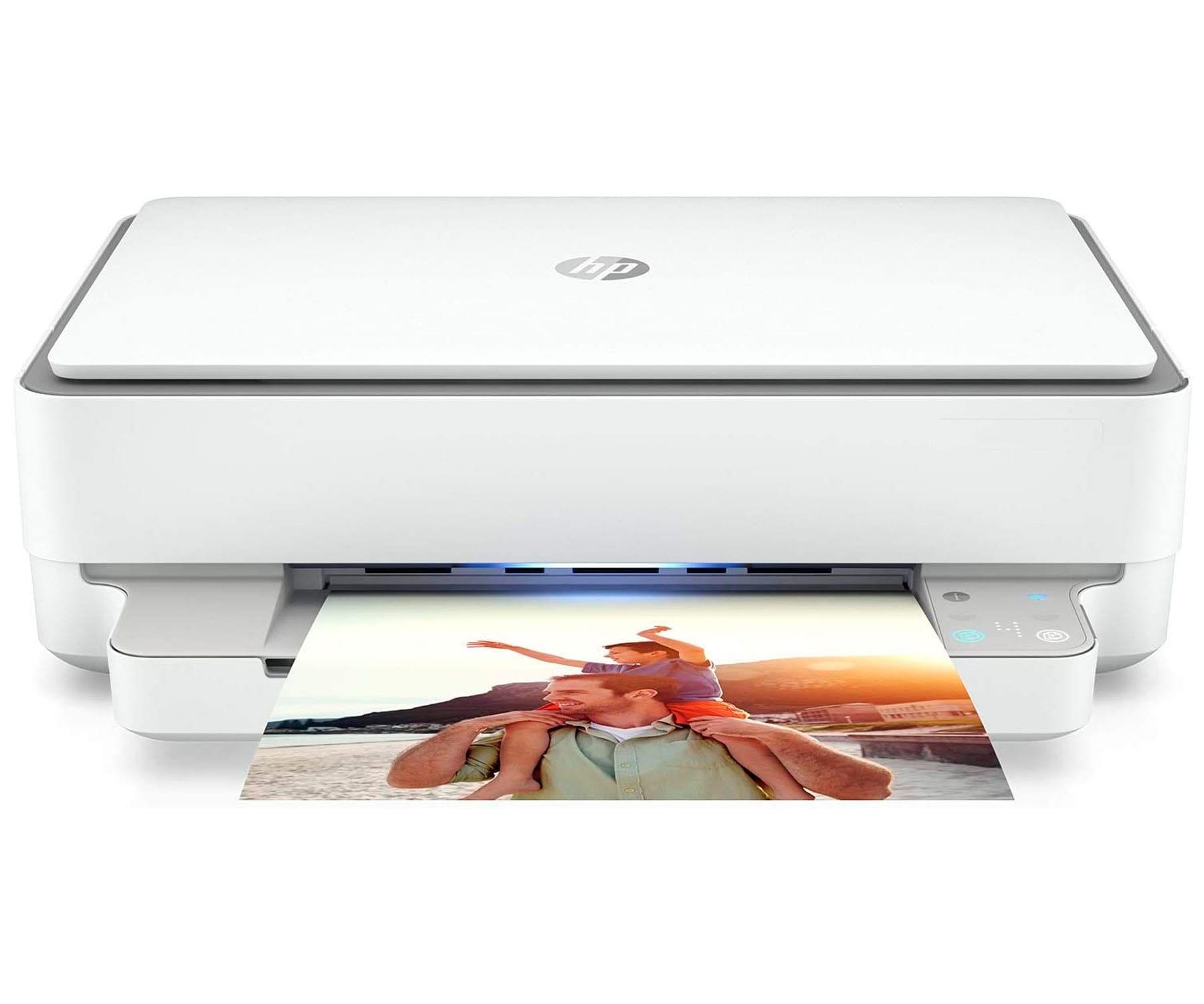 HP ENVY 6020 IMPRESORA INALÁMBRICA WIFI MULTIFUNCIÓN: IMPRESIÓN, COPIA Y ESCÁNER