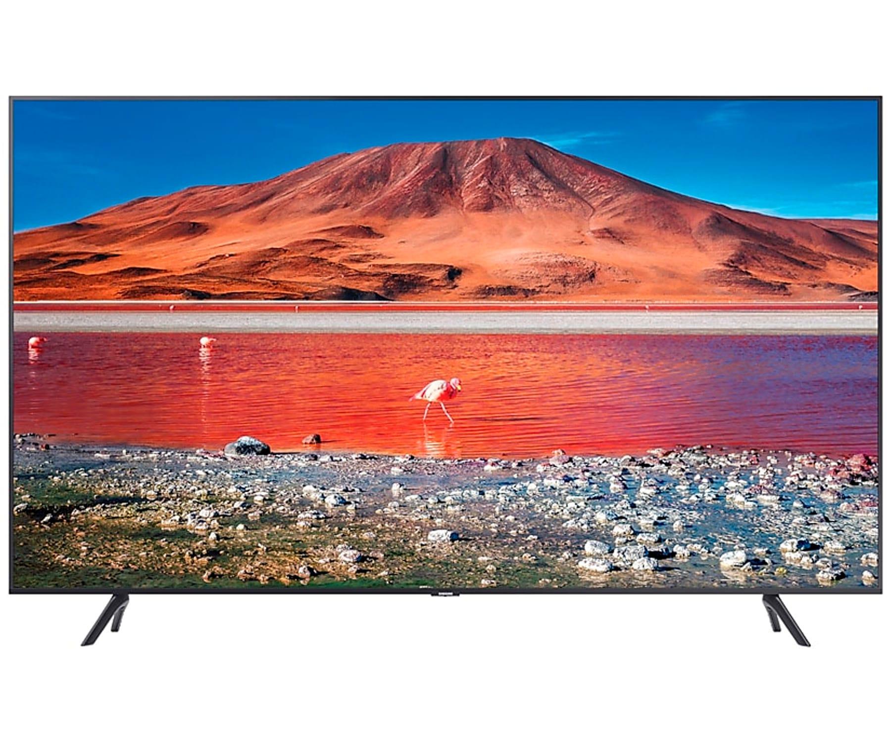 SAMSUNG UE50TU7105KXXC TELEVISOR 50'' LCD LED 4K HDR 2000PQI SMART TV WIFI