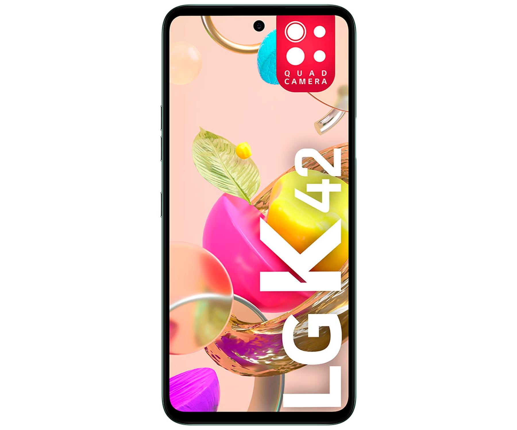 LG K42 GRIS MÓVIL 4G DUAL SIM 6.6'' IPS HD+ OCTACORE 64GB 3GB RAM QUADCAM 13MP SELFIES 8MP
