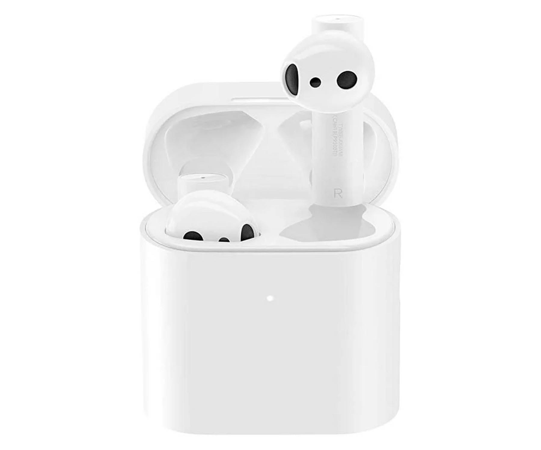 XIAOMI MI TRUE WIRELESS EARPHONES 2S BLANCO AURICULARES INALÁMBRICOS  BLUETOOTH CON ESTUCHE BATERÍA