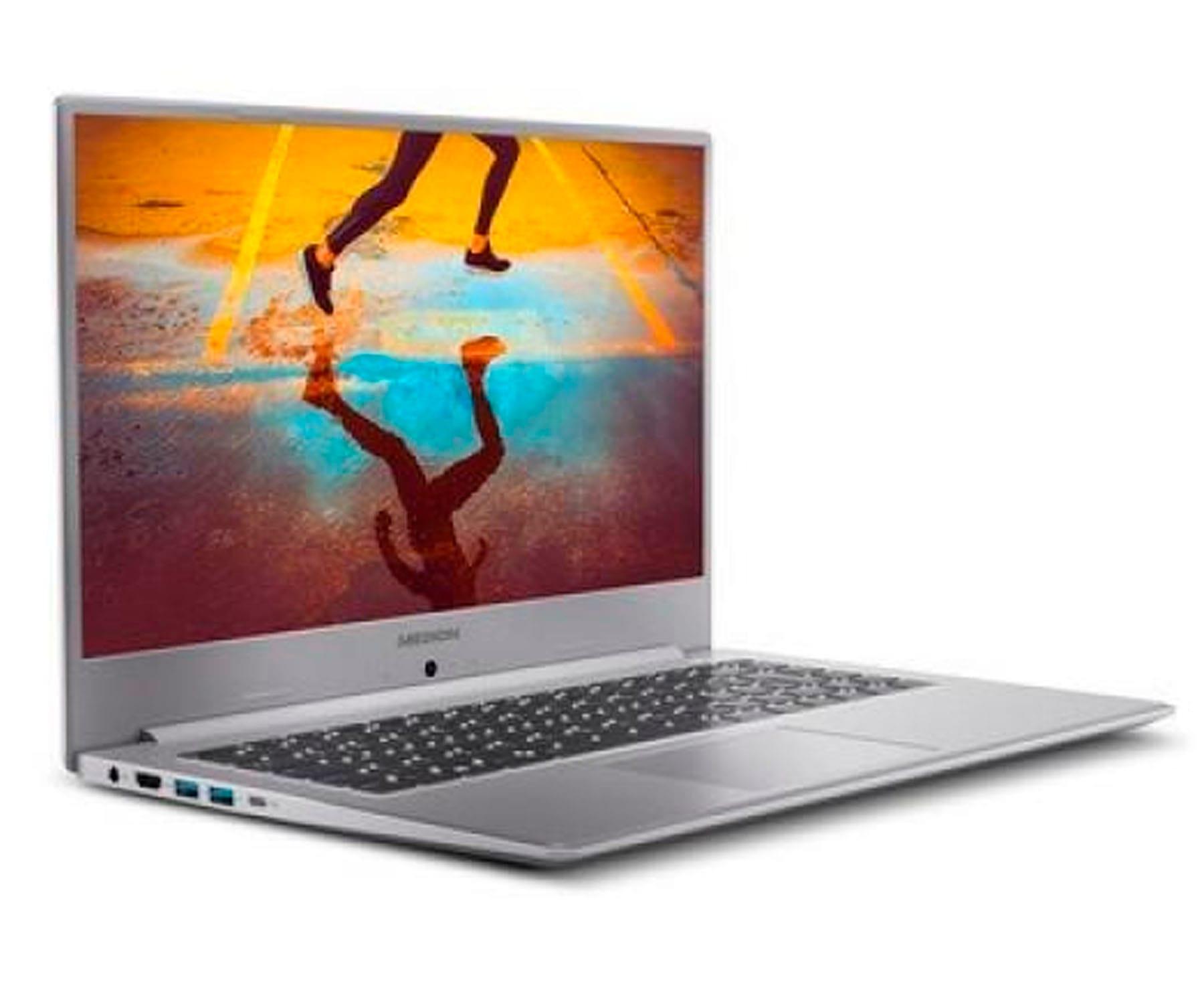 MEDION S15449 AKOYA PLATA PORTÁTIL 15.6'' FullHD i5-1135G7 512GB SSD 8GB RAM FREEDOS
