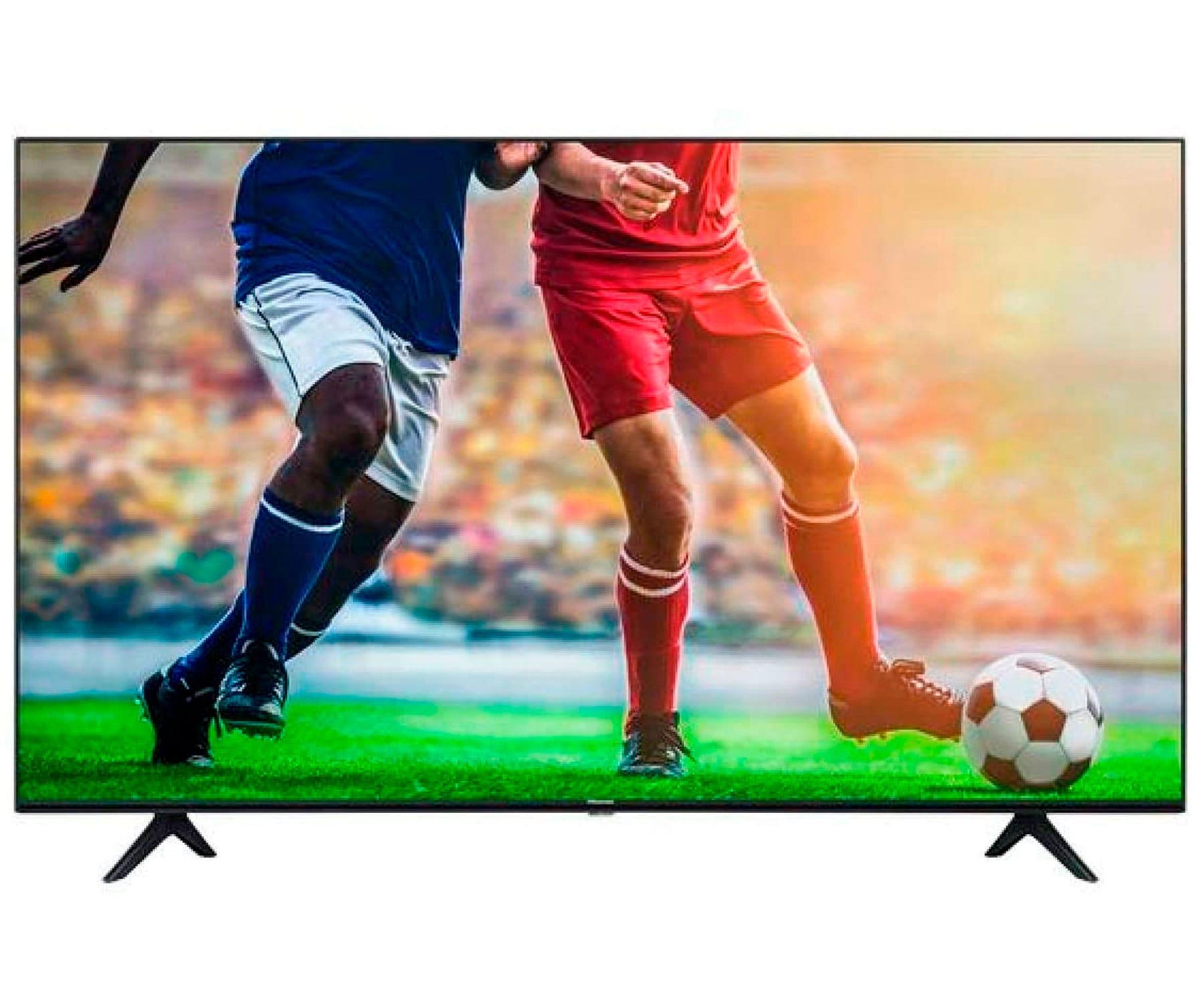 HISENSE H70A7100F TELEVISOR 70'' SMART TV LED 4K UHD HDR 1600PCI CI+ HDMI USB  BLUETOOTH