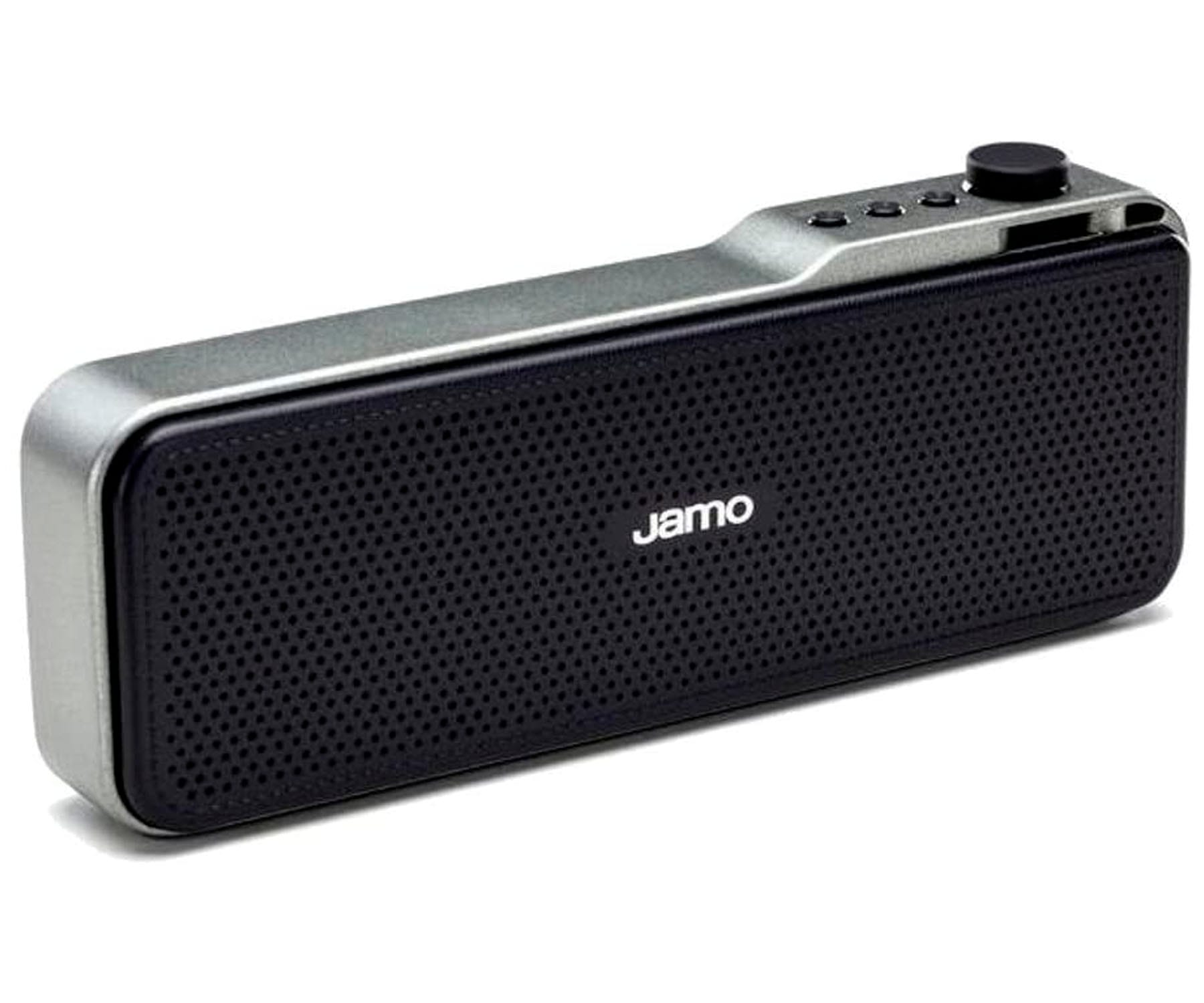 JAMO DS3 ALTAVOZ BLUETOOTH POTÁTIL GRAFITO 4.5W BATERÍA RECARGABLE SD FM AUX IN