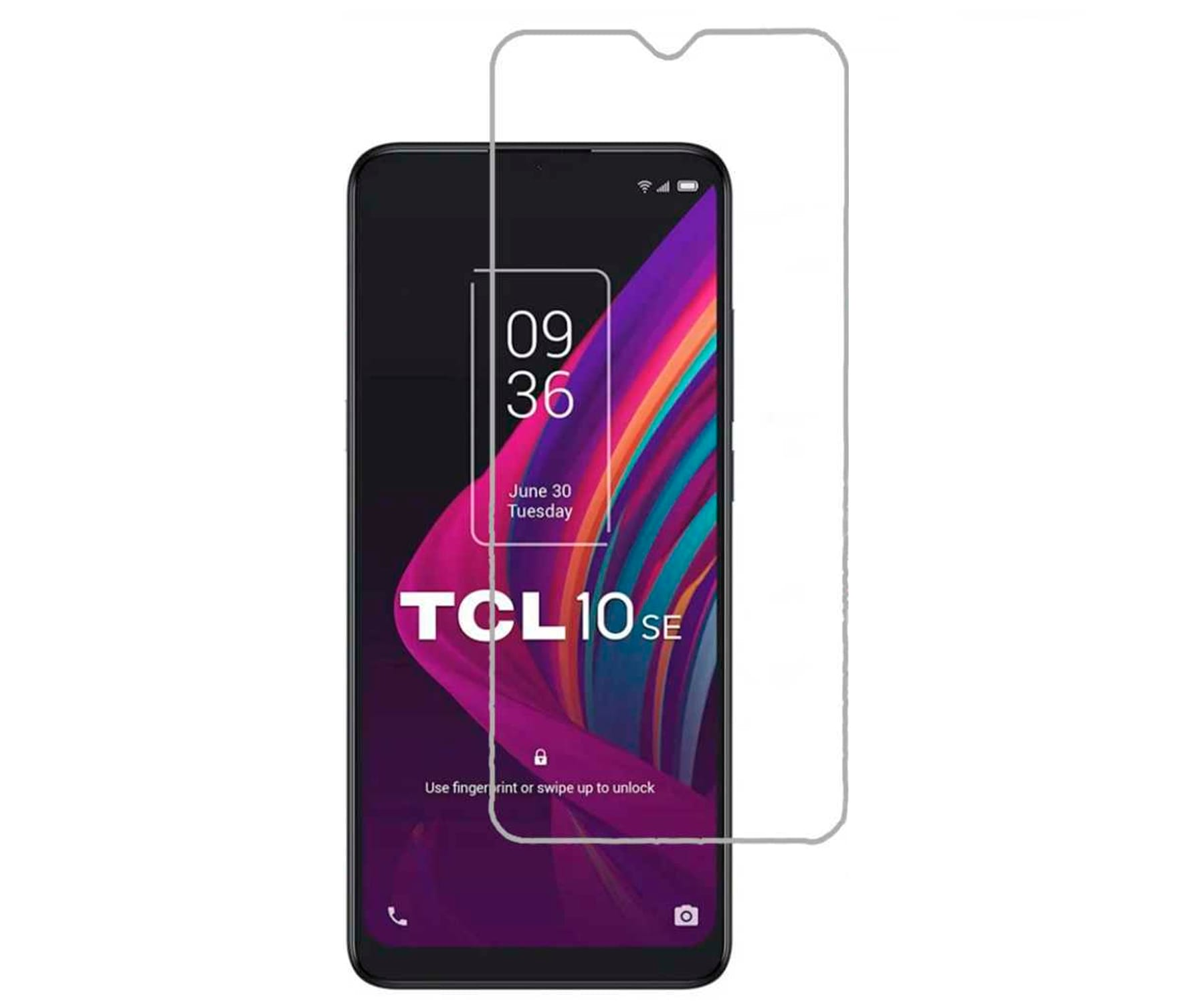 JC CRISTAL PROTECTOR TCL 10 SE