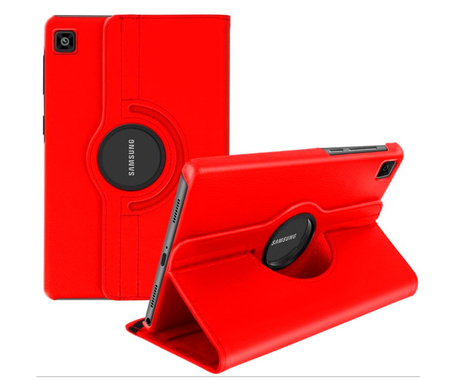 AKASHI FOLIO FUNDA RED TABLET SAMSUNG GALAXY TAB A7 2020 10.4''
