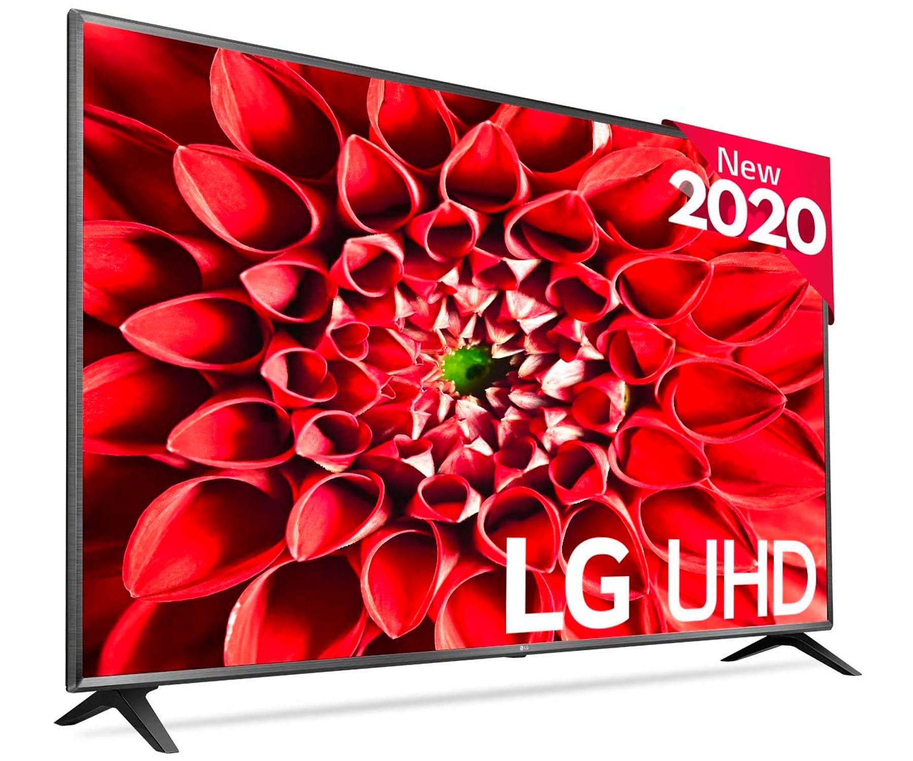 LG 70UN71006LA TELEVISOR 70'' IPS LED UHD 4K SMART TV WEBOS 5.0 WIFI HDMI BLUETOOTH