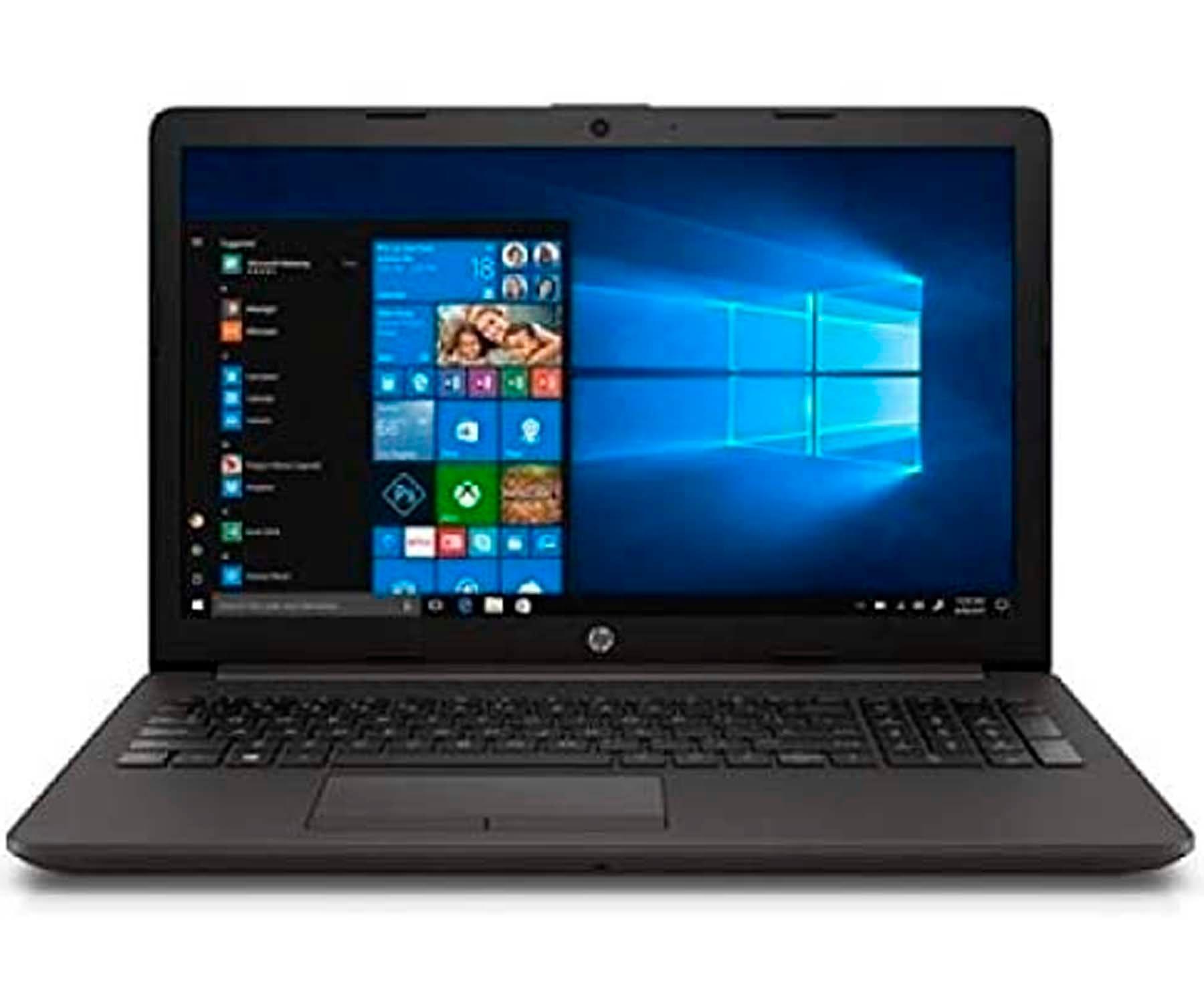 HP NOTEBOOK 255 G7 NEGRO PORTÁTIL 15.6'' HD AMD RYZEN 3 256GB SSD 8GB RAM WINDOWS 10 HOME
