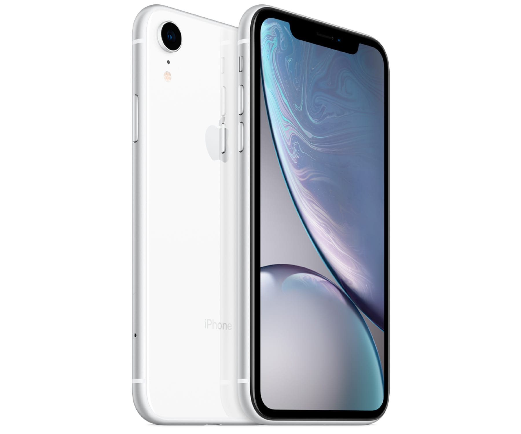 APPLE IPHONE XR 64GB BLANCO REACONDICIONADO CPO MÓVIL 4G 6.1'' LIQUID RETINA HD LED HDR/6CORE/64GB/3GB RAM/12MP/7MP