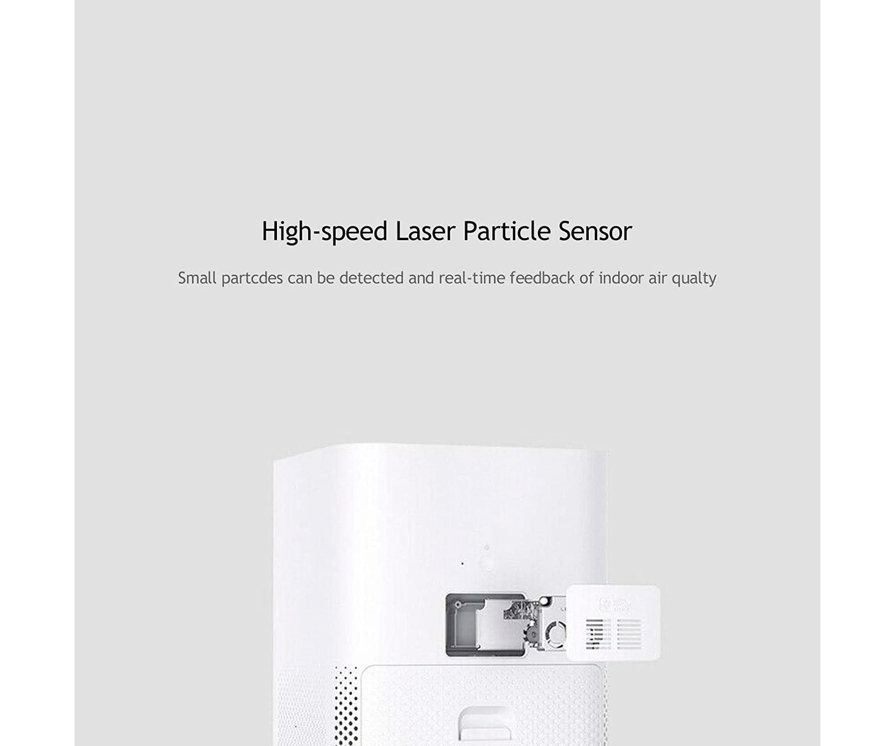 Xiaomi Mi Air 3c Blanco Purifier 320m 38w Purificador De Aire Con Filtro Hepa Tr... (4)