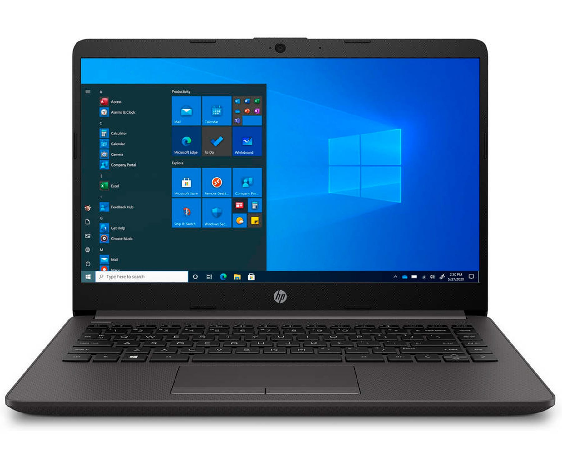 HP NOTEBOOK 240 G8 NEGRO PORTÁTIL 14'' HD CELERON-N4020 128GB SSD 8GB RAM WINDOWS 10 HOME