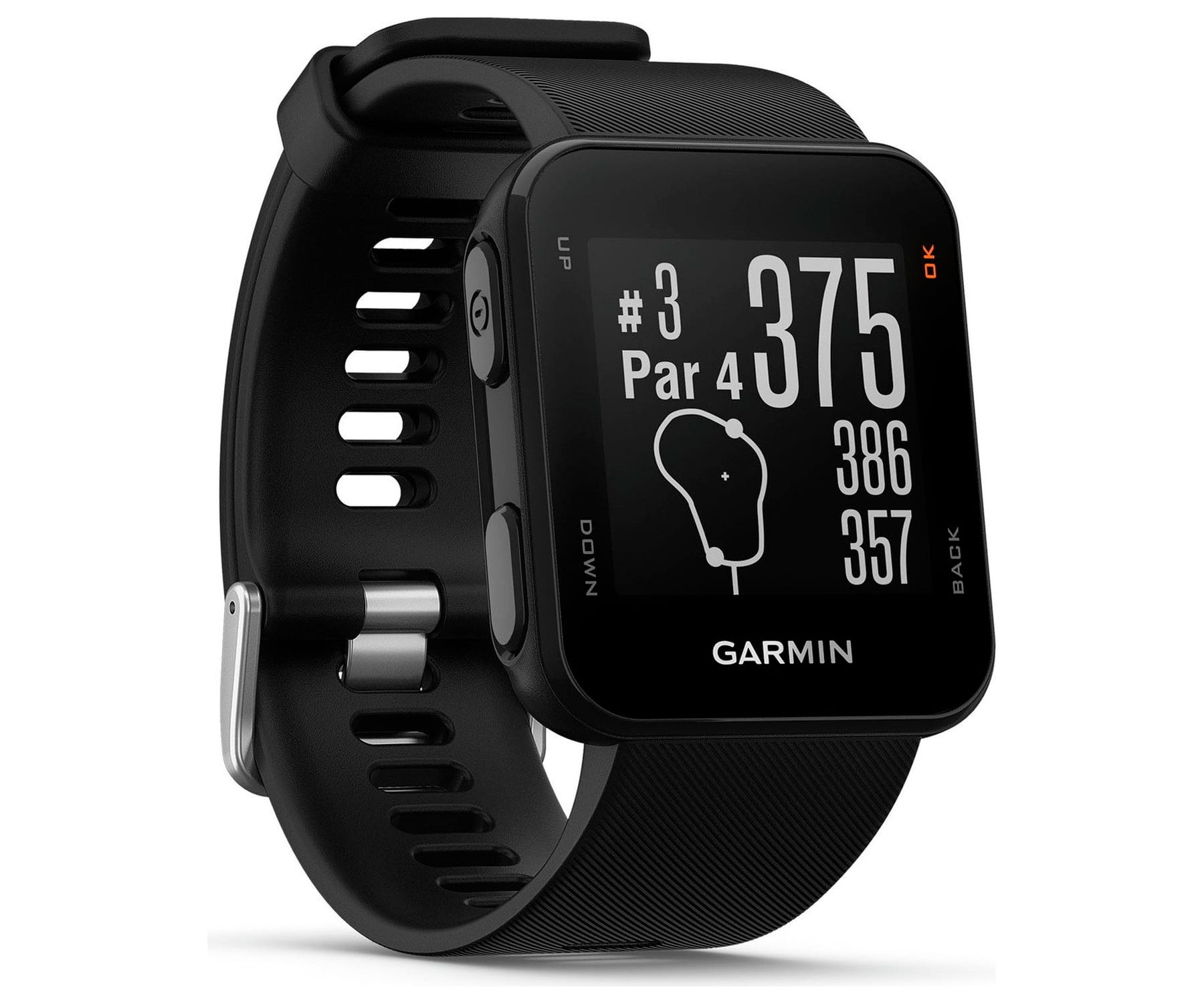 GARMIN APPROACH S10 NEGRO SMARTWATCH GOLF 1.3'' TRANSFLECTIVA GPS