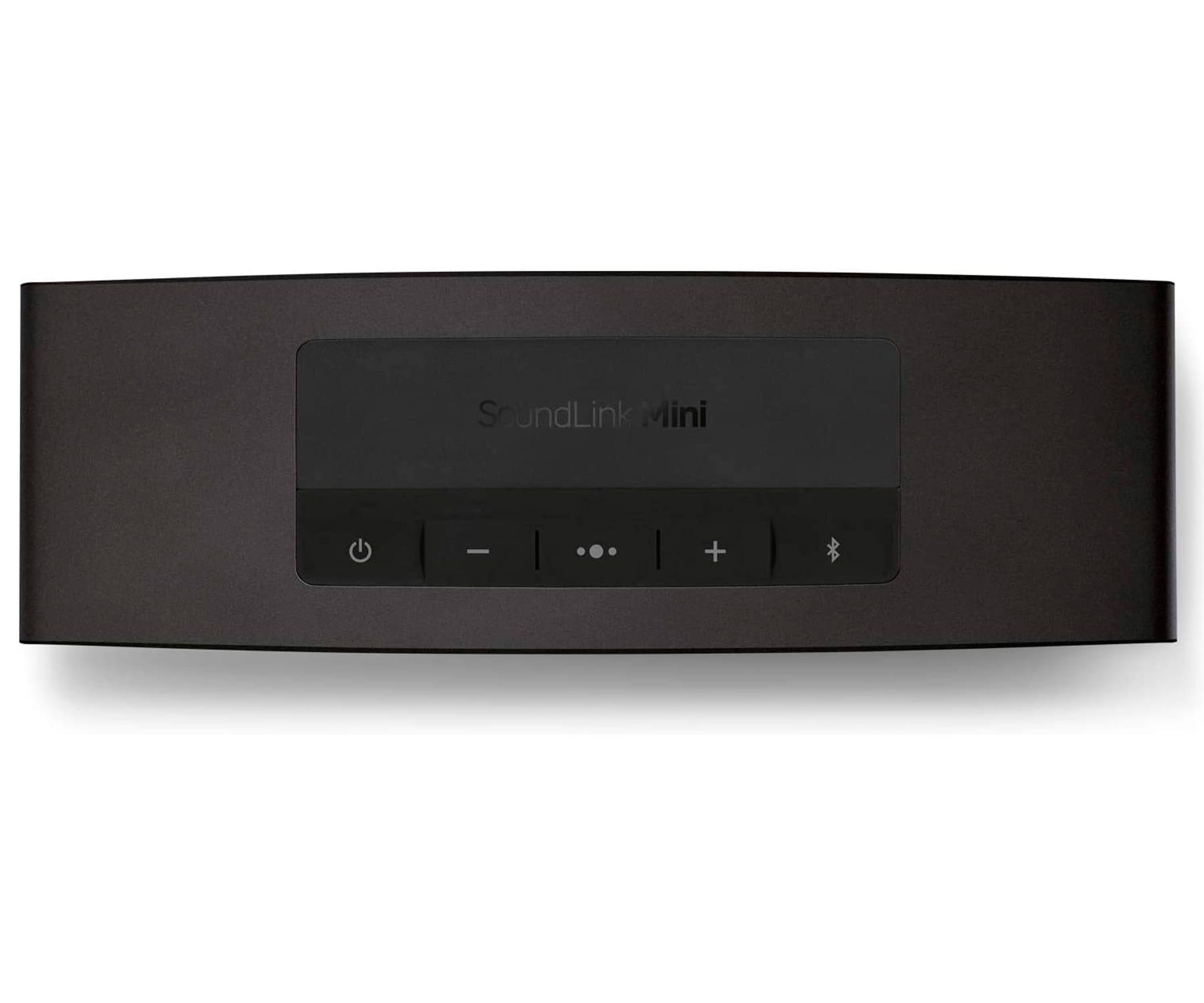 Bose Soundlink Mini Ii Se Triple Negro Altavoz Inalámbrico Bluetooth Sonido De A... (3)