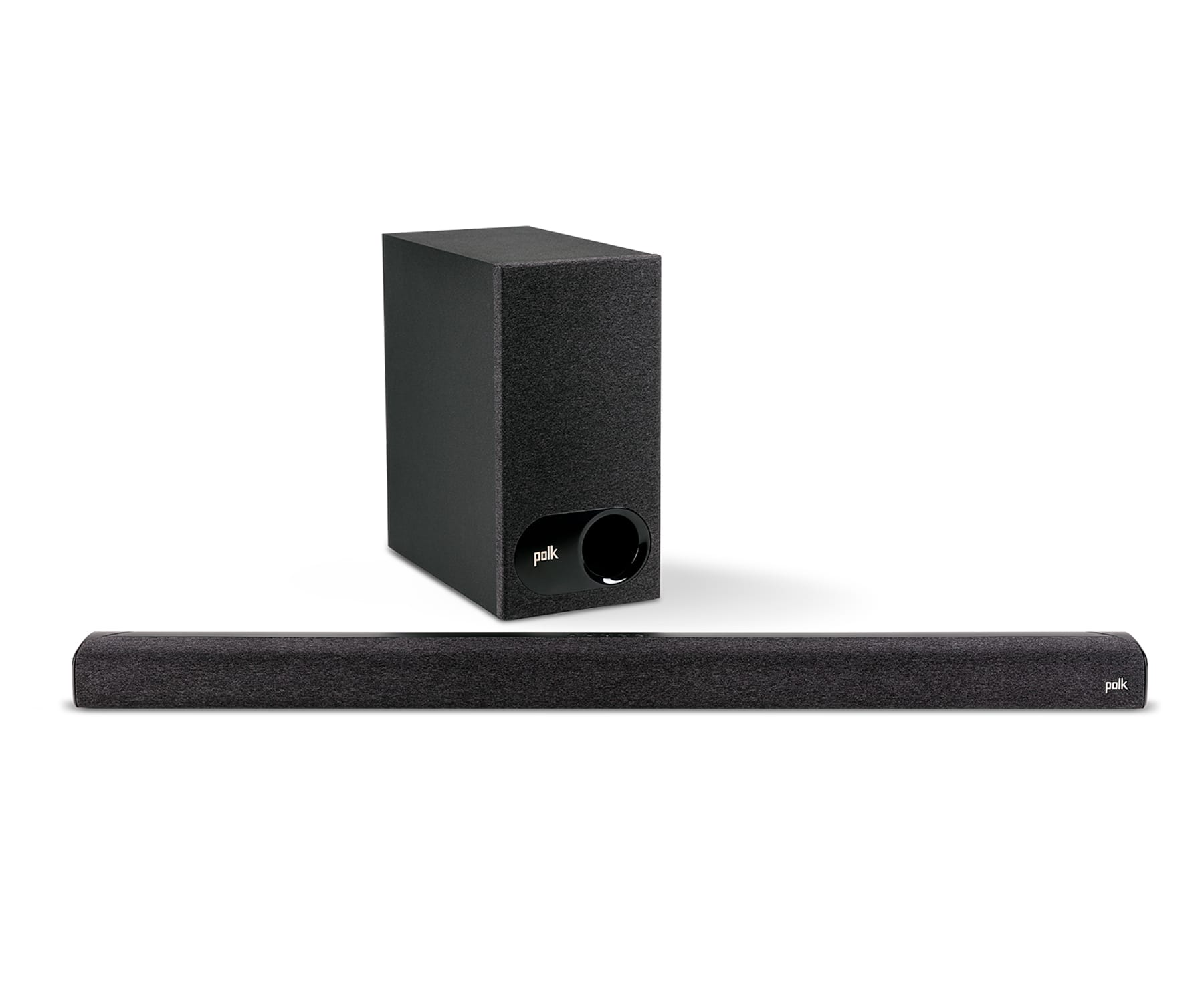 POLK SIGNA S3 SOUND BAR BARRA DE SONIDO Y SUBWOOFER INALÁMBRICO 160W PARA TV CON CHROMECAST INTEGRADO, BLUETOOTH WIFI