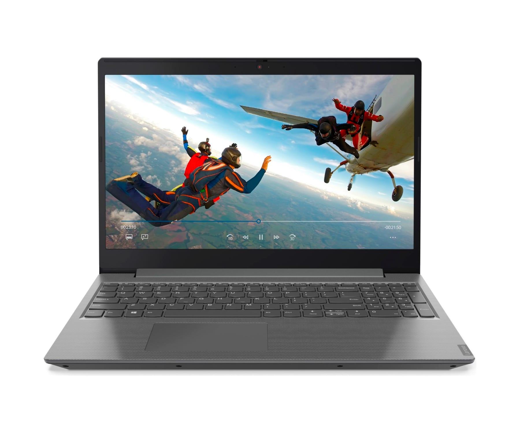 LENOVO V15-IIL GRIS PORTÁTIL 15.6'' FHD i3-1005G1 256GB SSD 8GB RAM FREEDOS