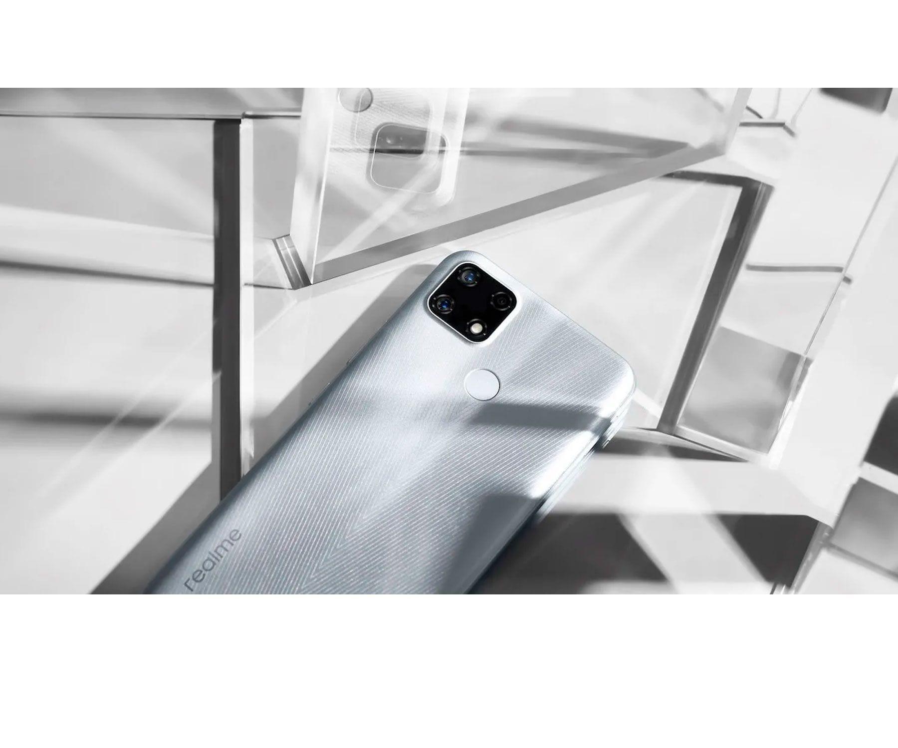 Realme 7i Plata 4g Expansión Por Sd 6.5'' Lcd Fhd+ Octacore 64gb 4gb Ram Triplec... (5)