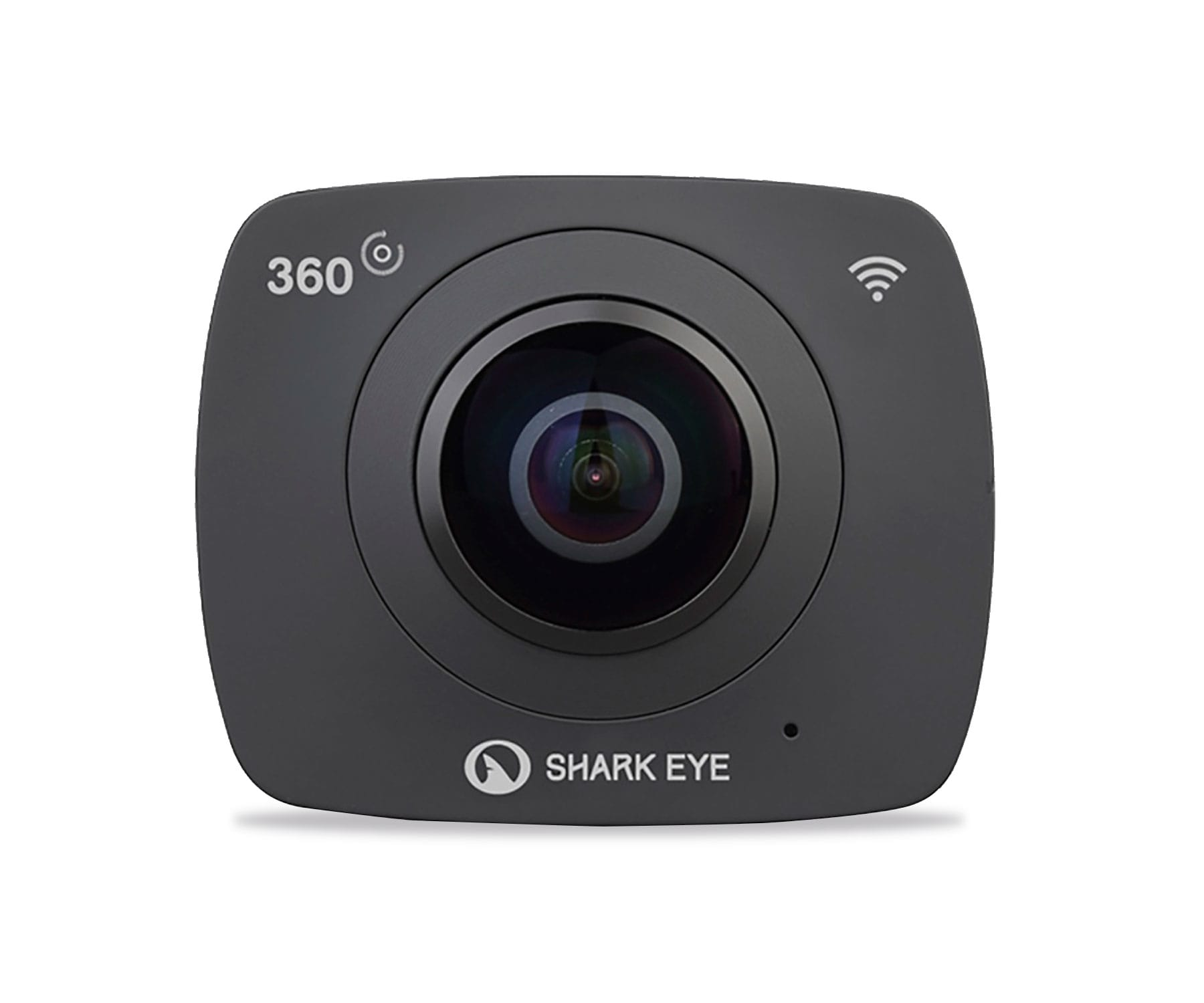 SHARK EYE 360VR CAMERA VIDEO DIGITAL ESFÉRICA 360º 30 FPS CONECTIVIDAD WIFI