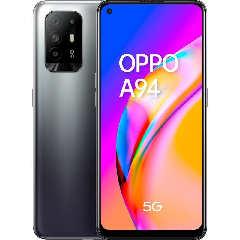 "OPPO A94 COLOR NEGRO 5G DUAL SIM 6.43"" FHD+ OCTACORE 5G SOC 8GB 128GB"