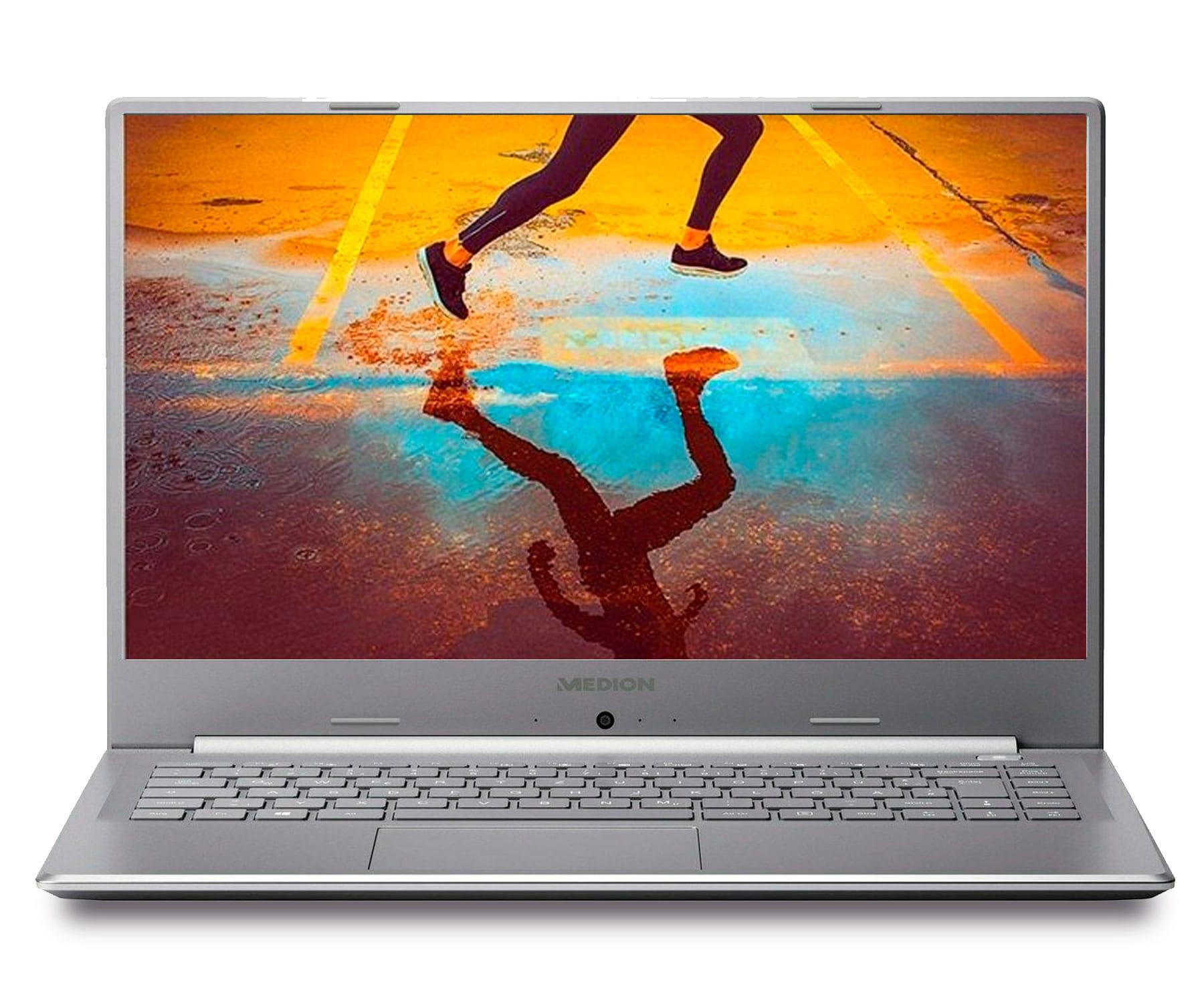 MEDION AKOYA E6247 INTEL CELERON N4020/8GB/256GB SSD/15.6'' FullHD/PLATA/FREEDOS