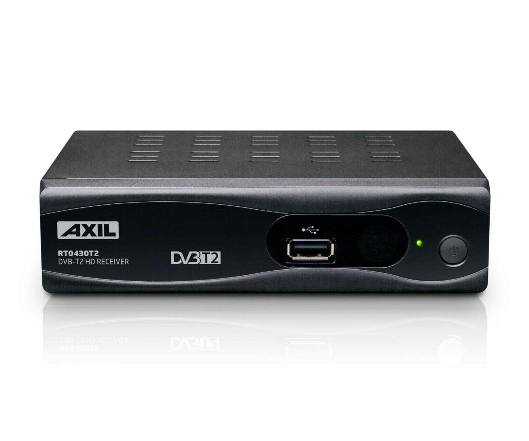 Engel RT0430T2 DVB-T2 HD grabador + USB 2.0/HDMI/Euroconector