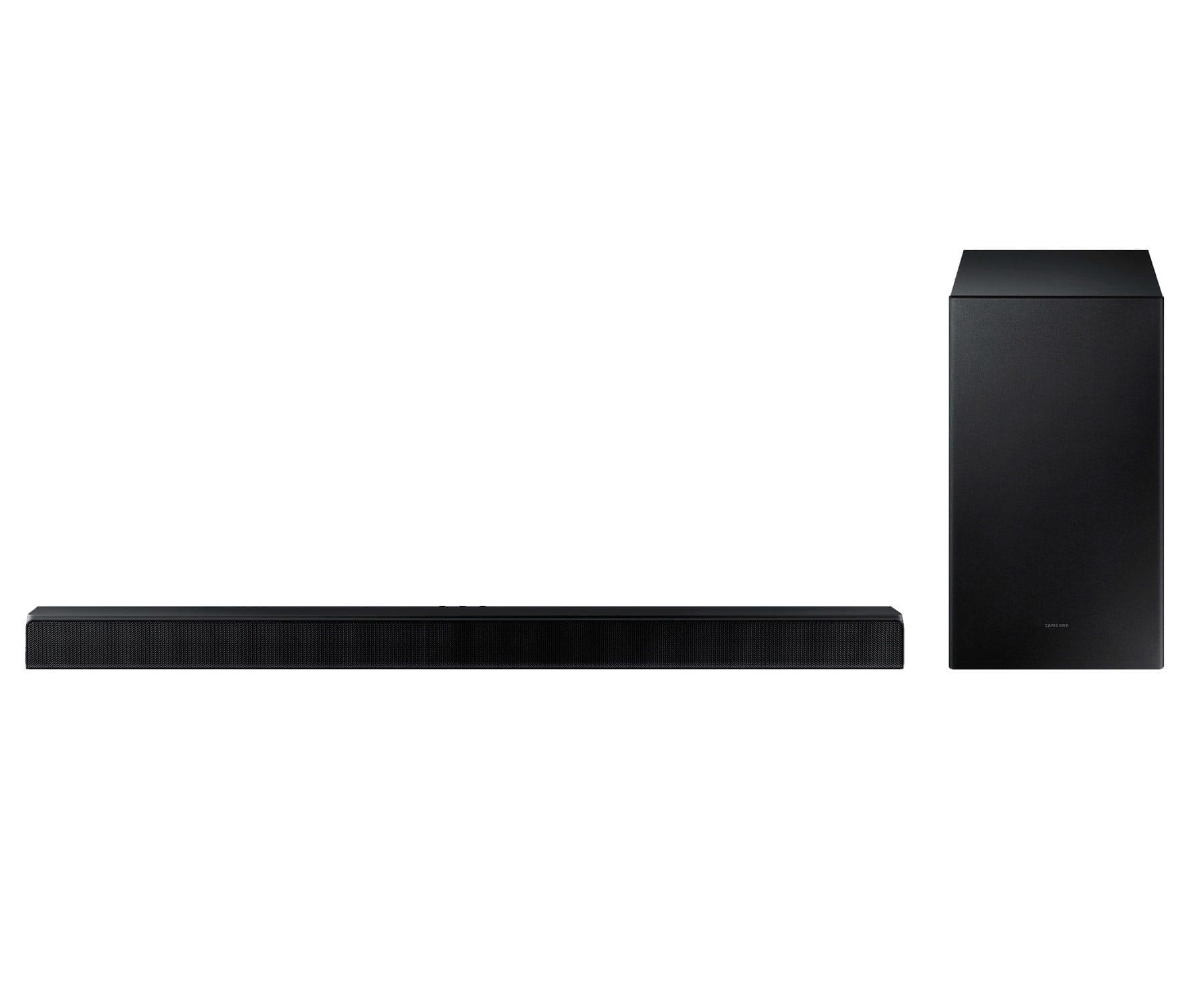 Samsung HW-A550/ZF Barra de sonido 2.1/410W/Subwoofer/Dolby Audio DTS Virtual X