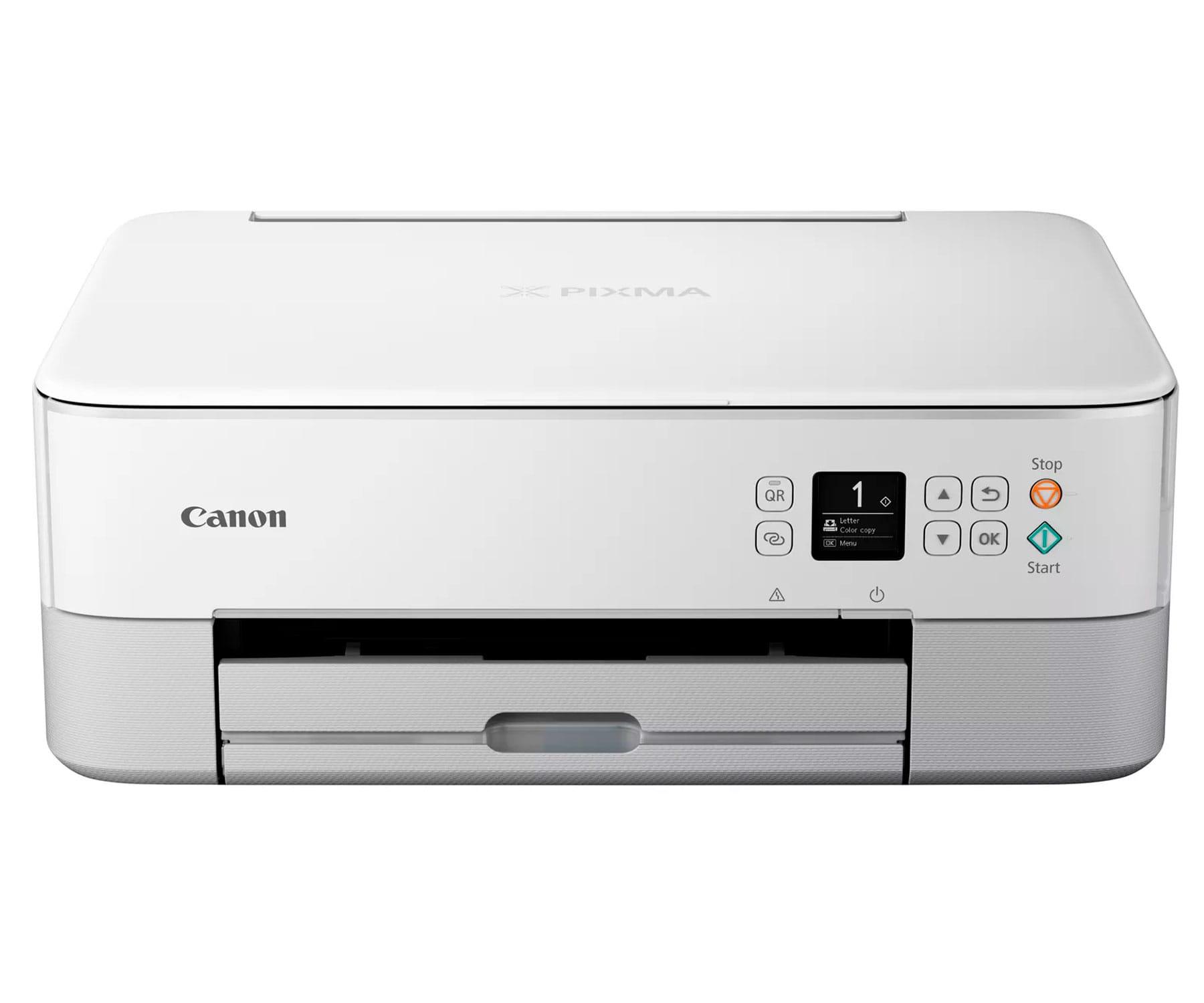 Canon PIXMA TS5351 Blanca/ Impresora multifunción inalámbrica/