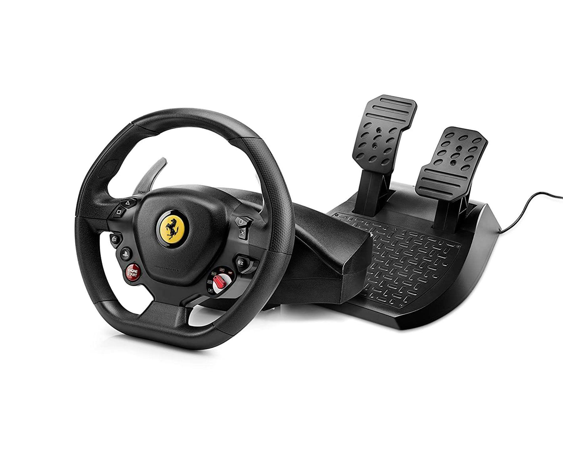 Thrustmaster Volante T80 Ferrari 488 GTB / Compatible PS4