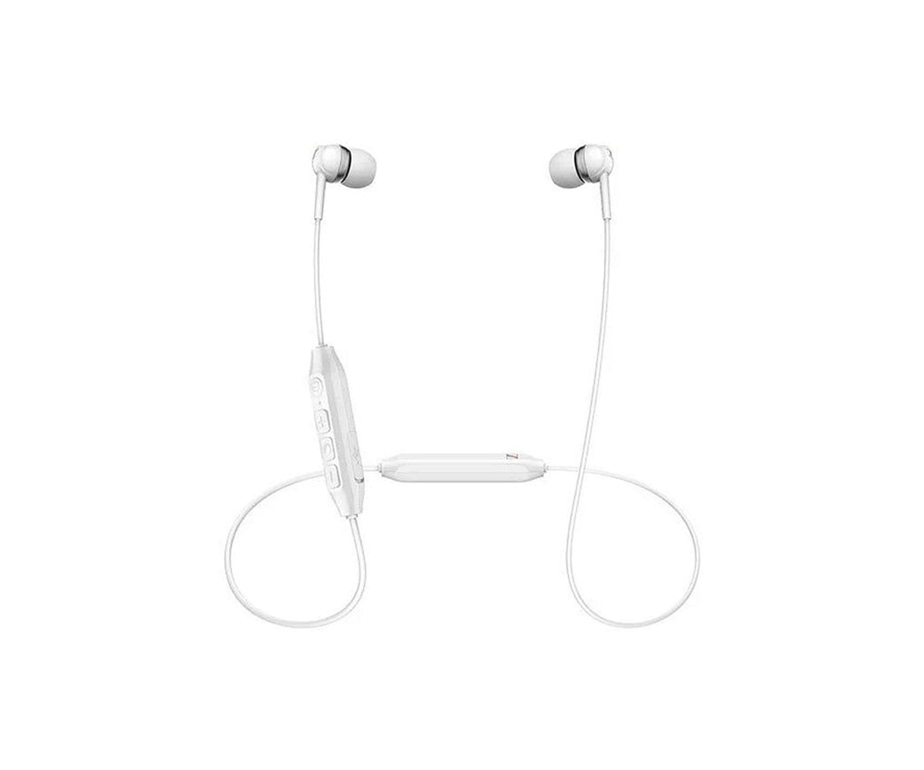 Sennheiser Auriculares CX350BT Blanco/Intraaurales/Bluetooth 5.0
