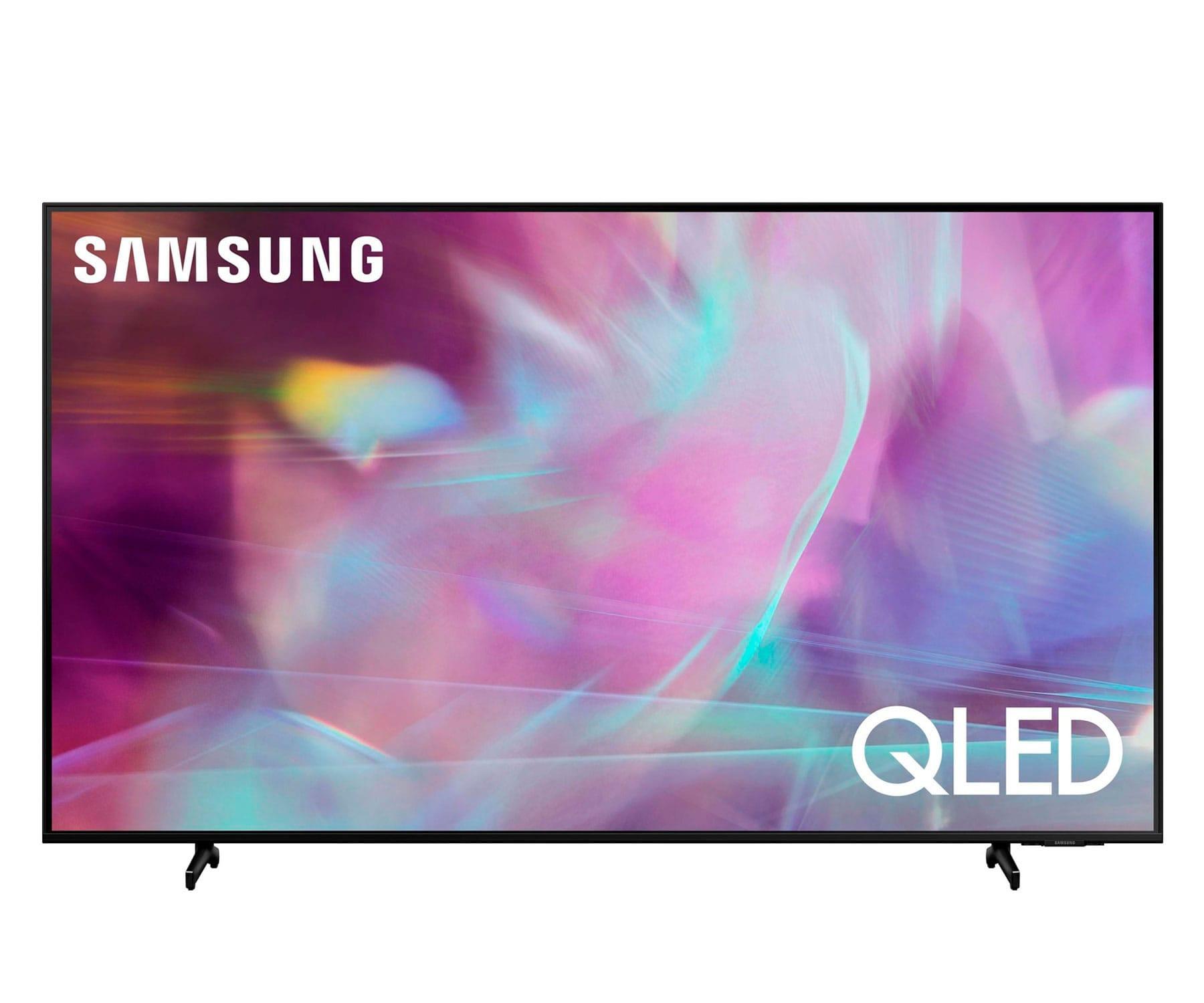 """Samsung QE50Q60A 50"""" Qled/4K Ultra HD/Smart TV/WiFI/Bluetooth"""