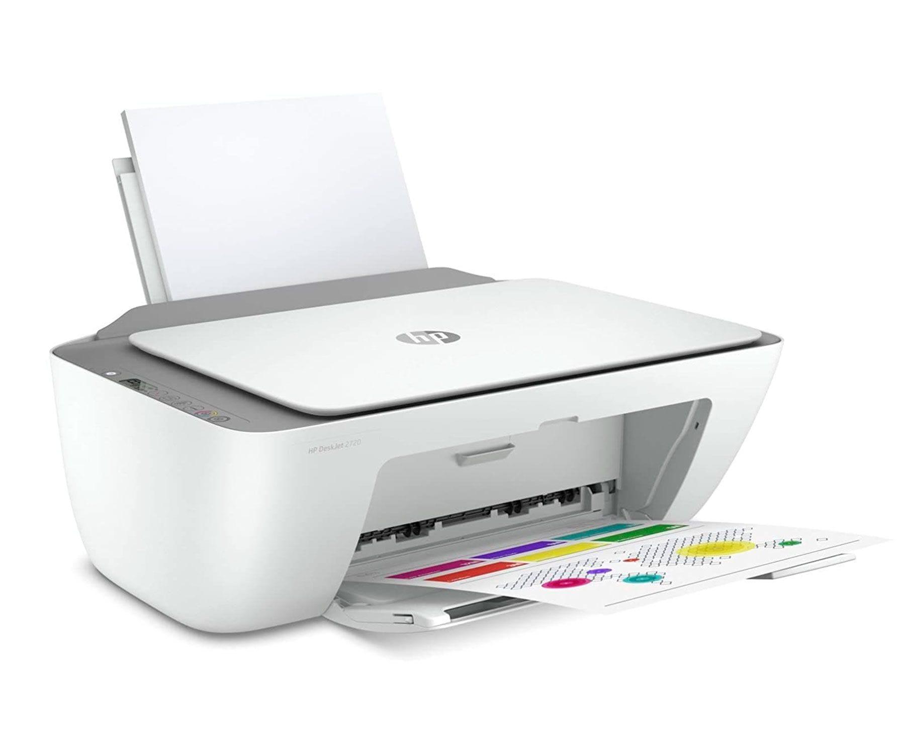 Hp Deskjet 2720e Impresora multifunción/Escáner /Fotocopia/Wifi