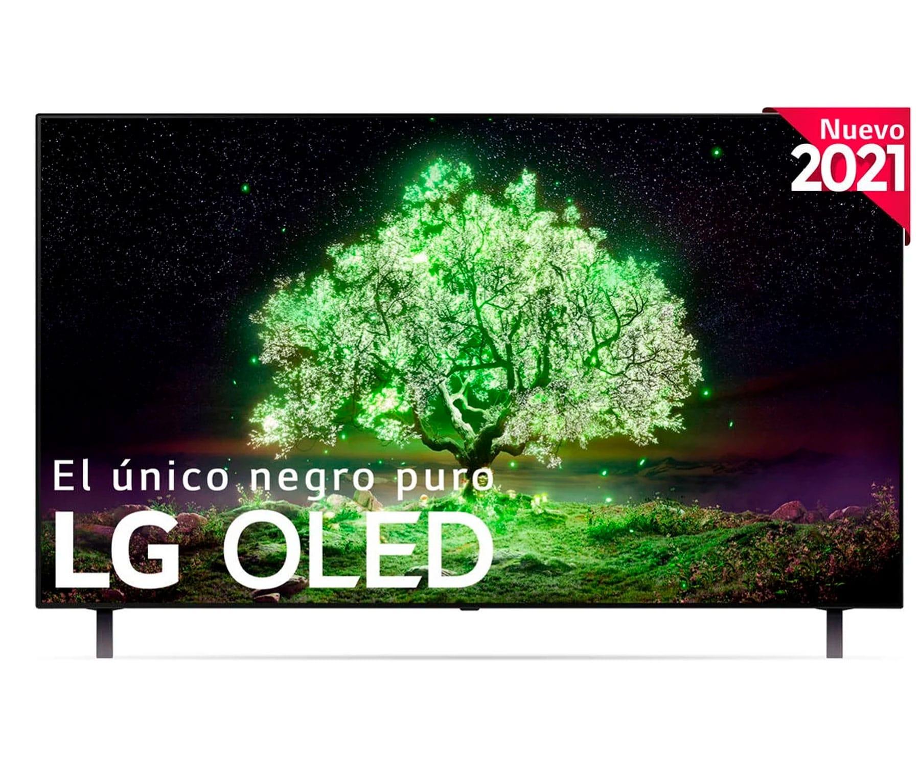 "LG 55A16LA TV 55"" OLED 4K/SmartTV webOS 6.0/HDR Dolby Vision/DOLBY ATMOS"