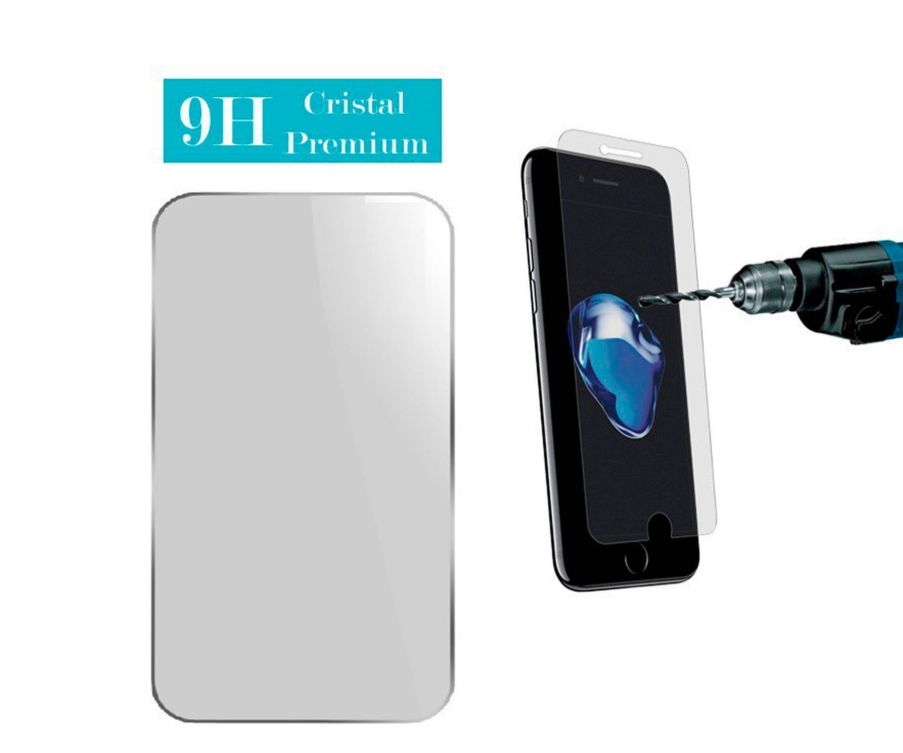 JC Protector de cristal compatible con ZTE A7 2020