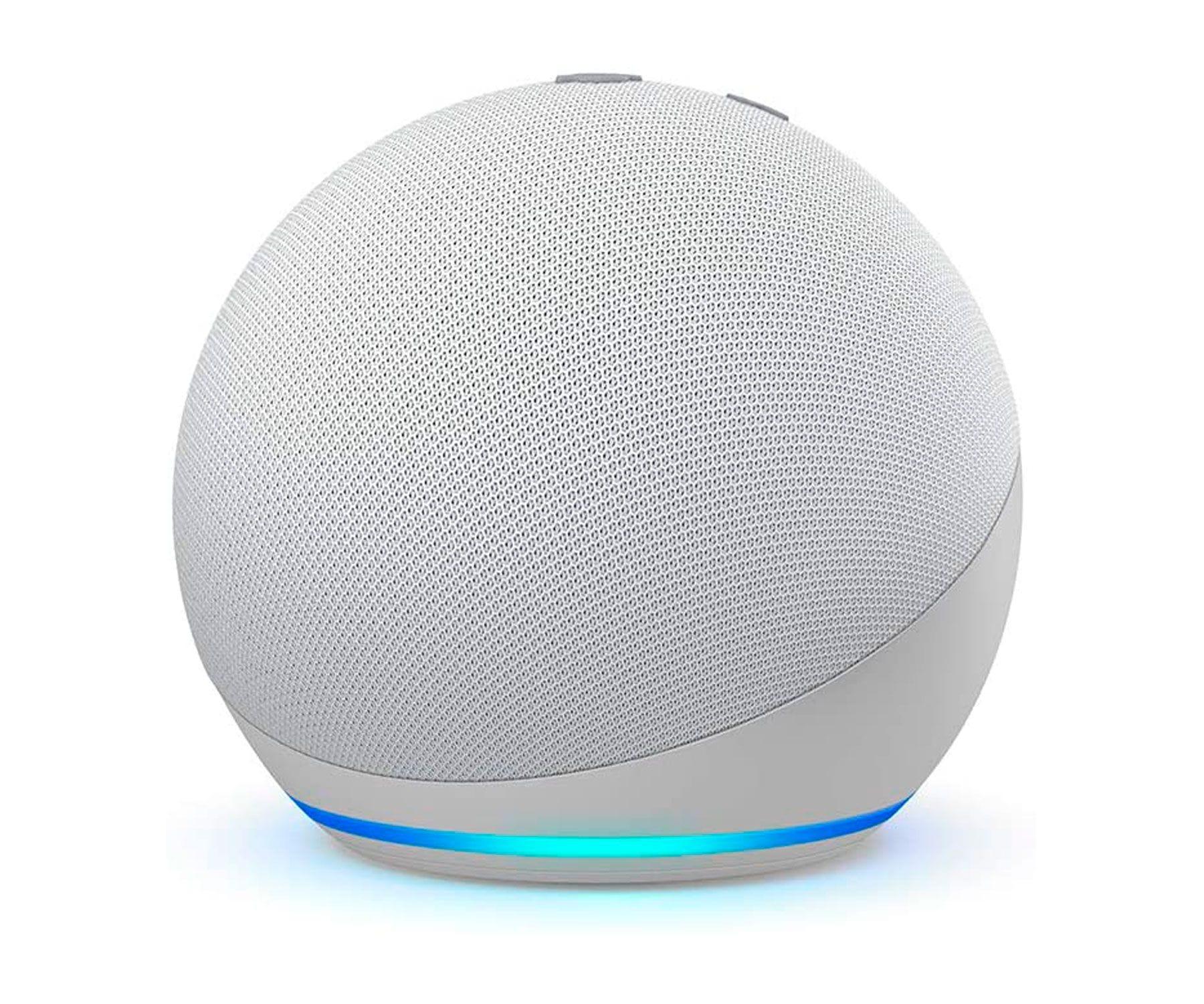 Amazon Altavoz Echo Dot Blanco 4ª generación/Control Hogar Digital/Alexa